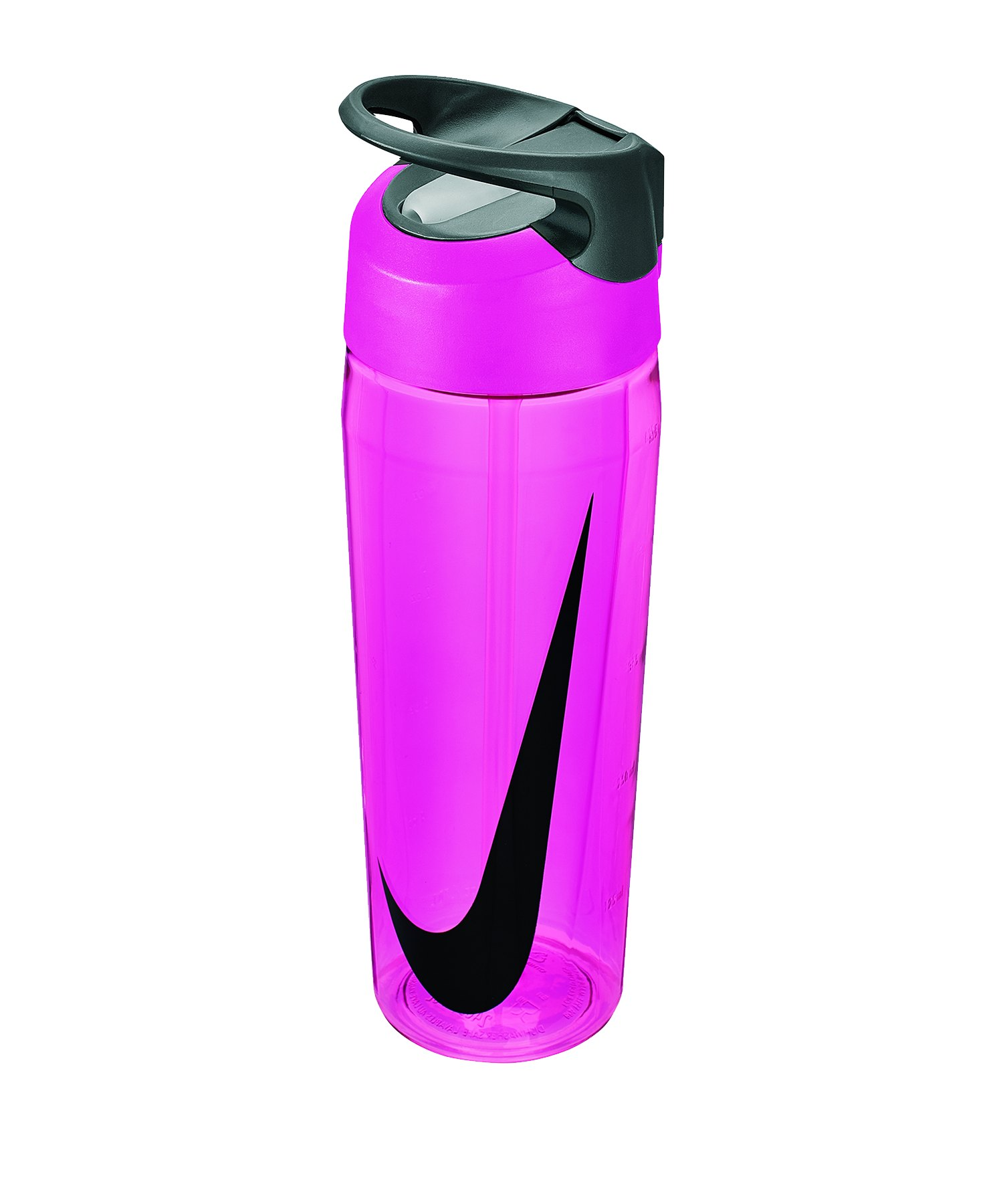 Nike TR Hypercharge Straw Bottle 709 ml F625 - pink