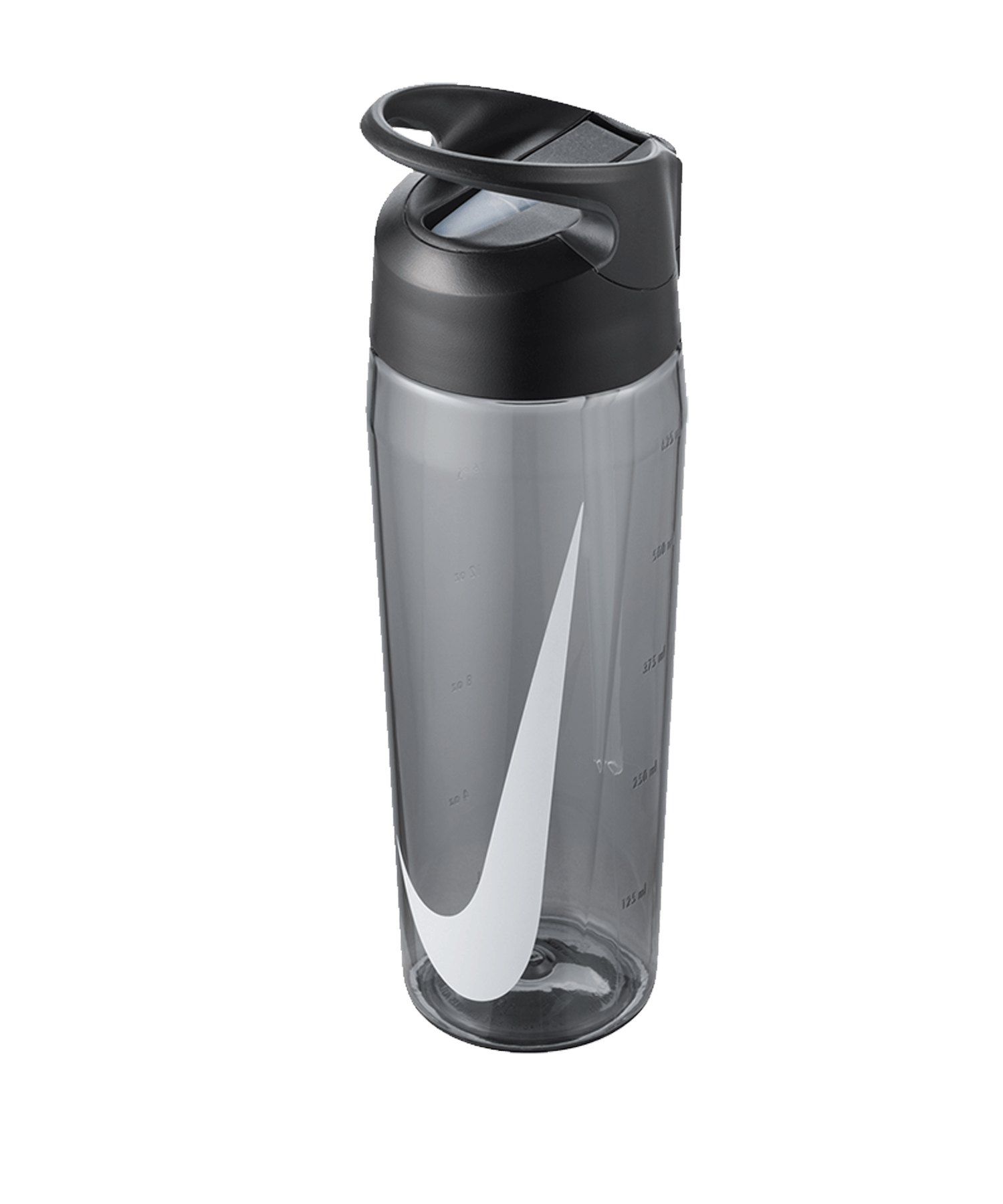 Nike TR Hypercharge Straw Bottle 709ml Grau F025 - grau