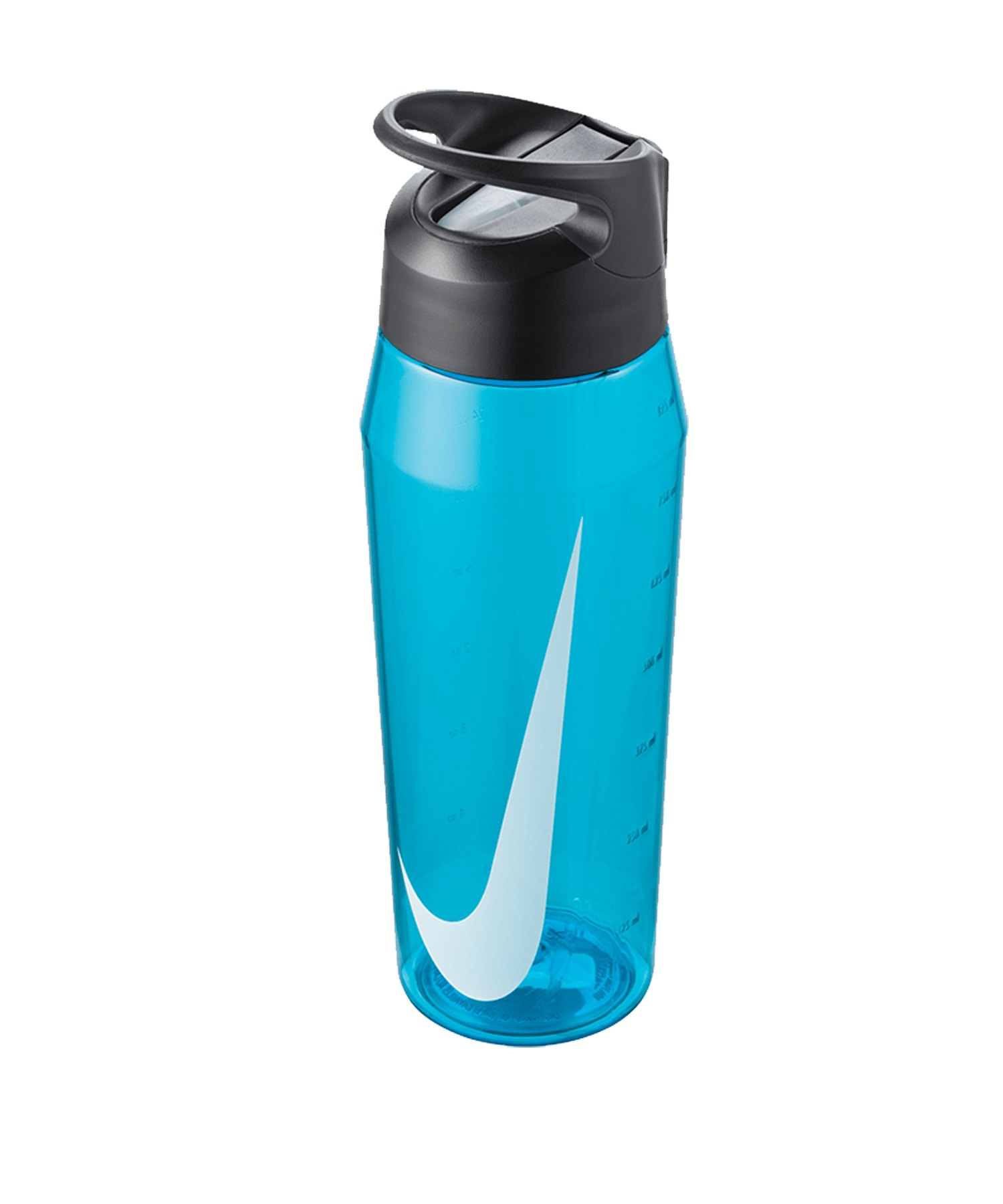 Nike TR Hypercharge Straw Bottle 946ml Blau F430 - blau