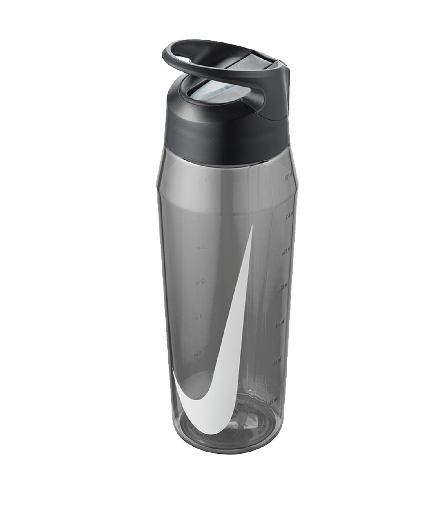Nike TR Hypercharge Straw Bottle 946ml Grau F025 - grau
