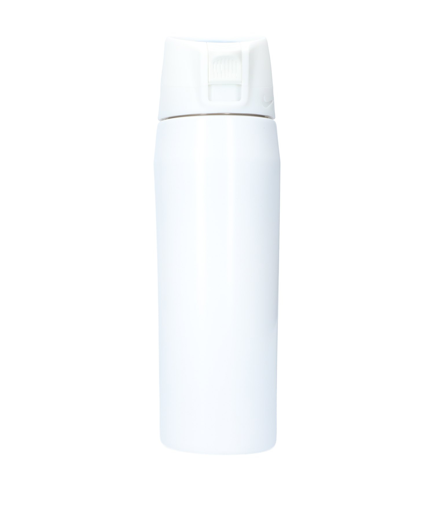 Nike Hypercharge Straw Bottle 24 OZ Weiss F155 - weiss