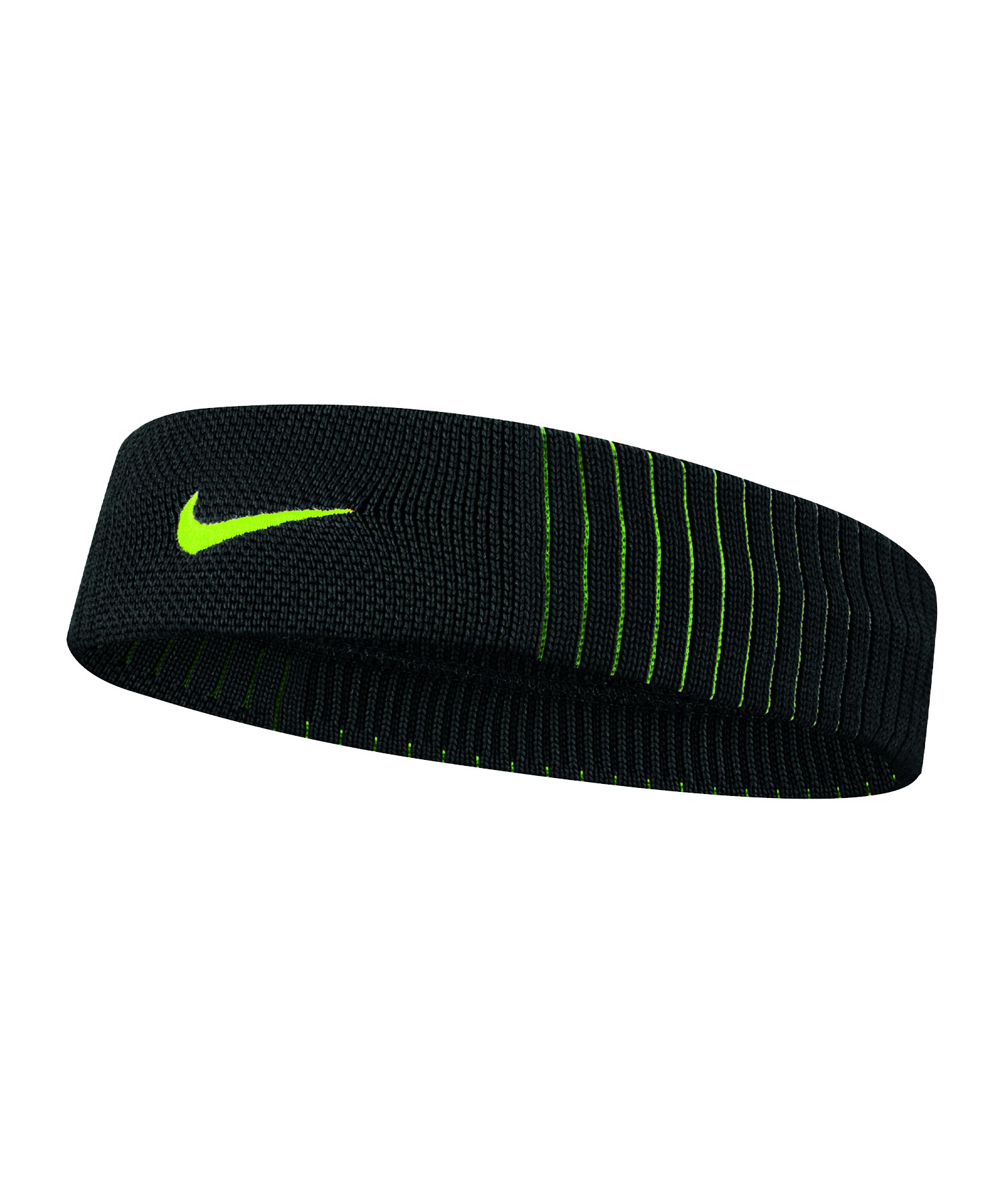 Nike DRI-Fit Reveal Stirnband F085 - schwarz