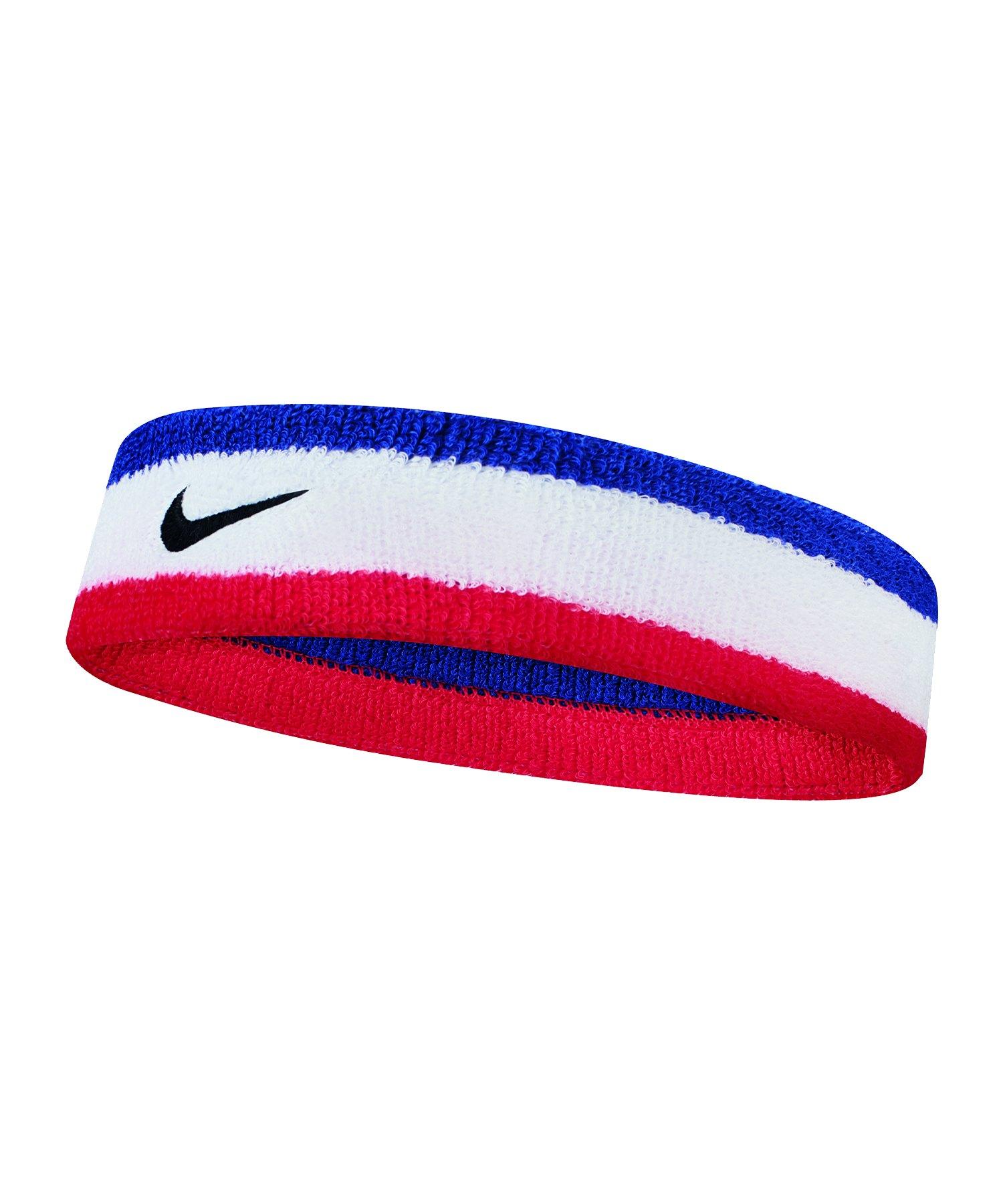 Nike Swoosh Stirnband Rot F620 - rot