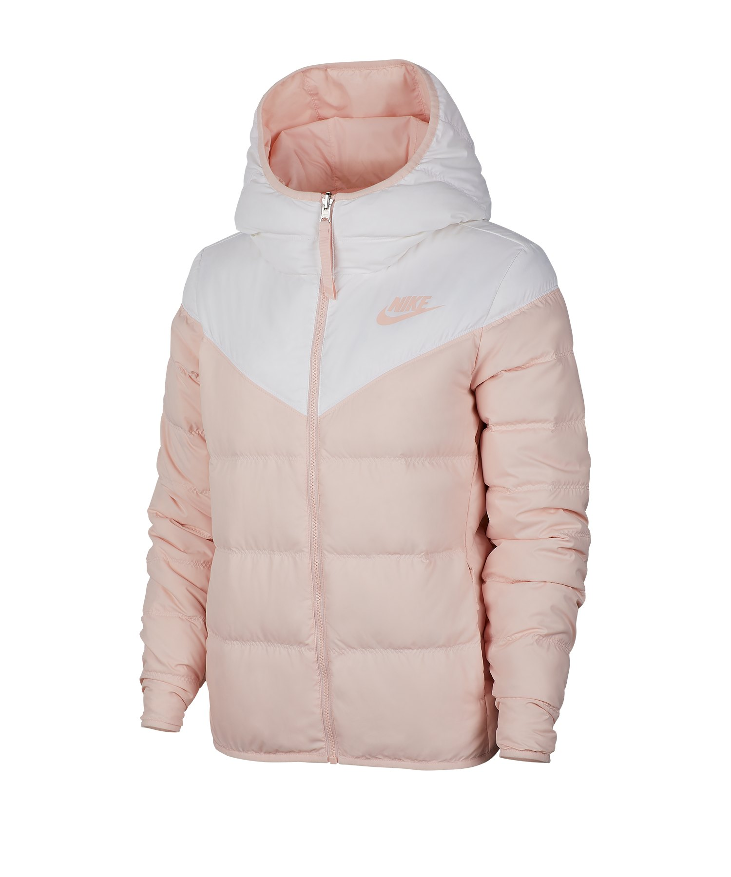 Nike Windrunner Down Fill Wendejacke Damen F101 - weiss