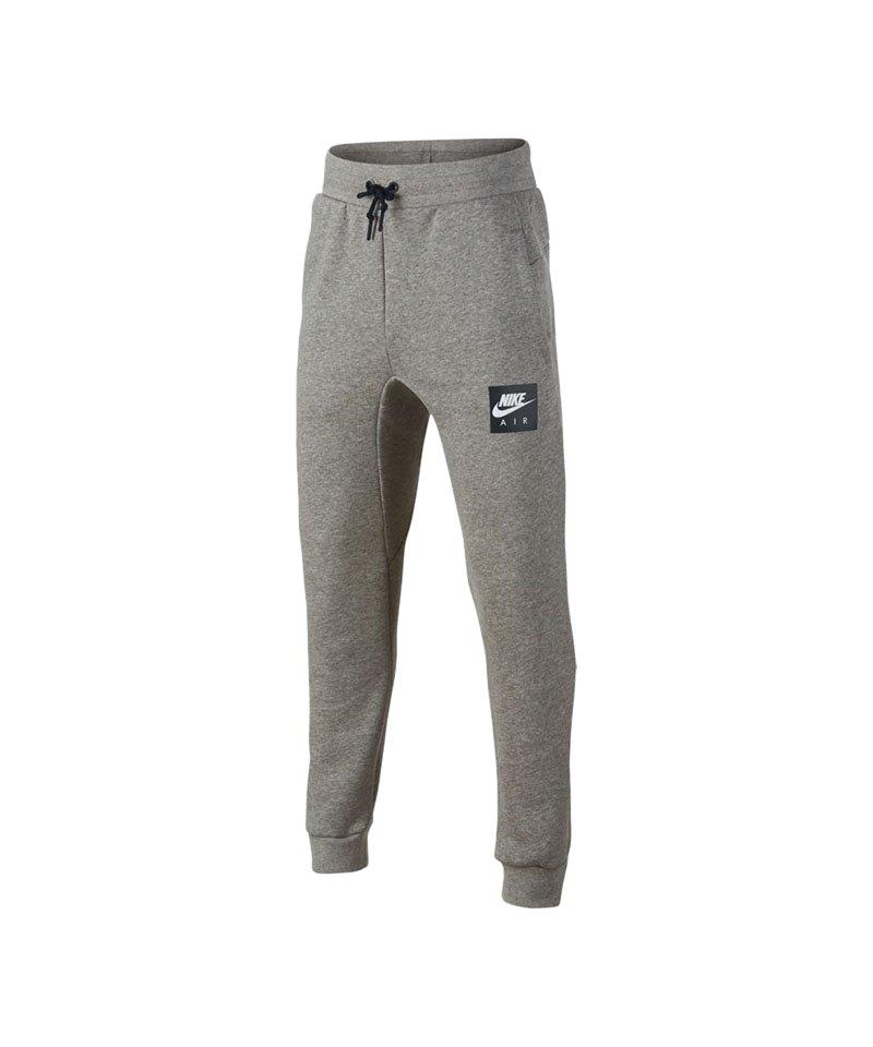 Nike Air Pant Jogginghose Kids Grau F063 - grau