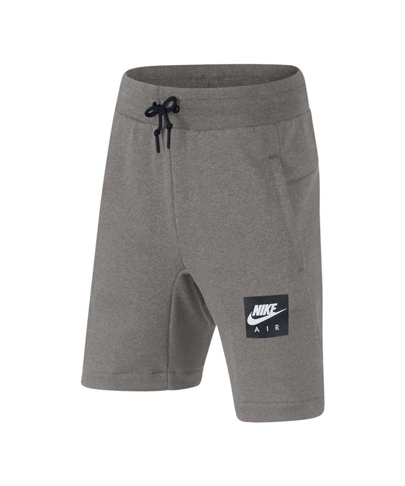 Nike Air Short Hose kurz Kids Grau F063 - grau