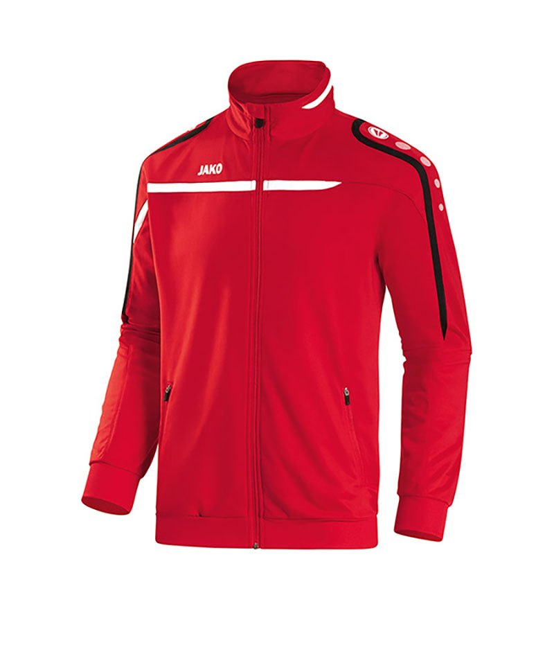 Jako Polyesterjacke Performance Kinder F01 Rot - rot