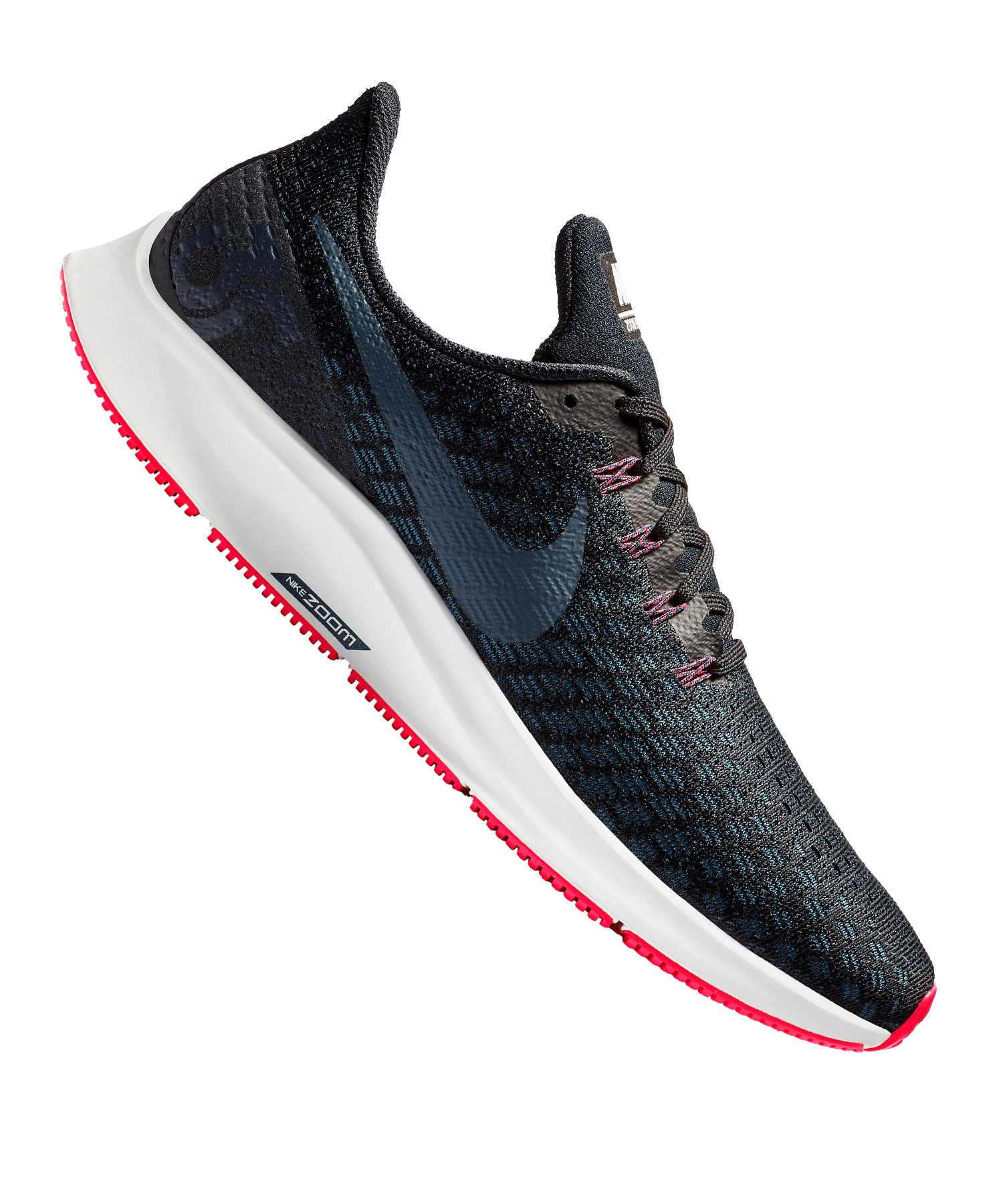Nike Air Zoom Pegasus 35 Running Schwarz F017 - schwarz