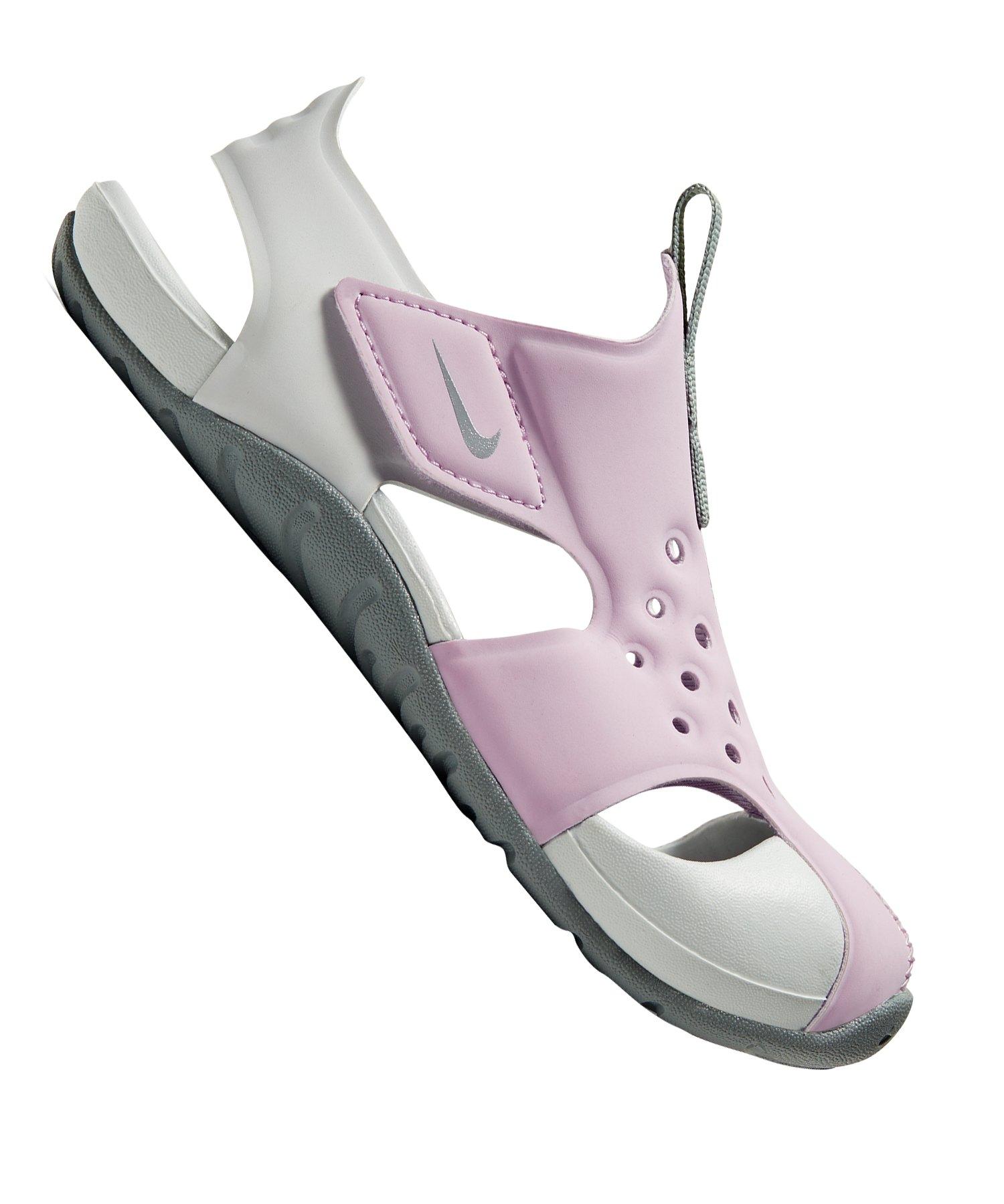 Nike Sunray Protect 2 Badeschuhe Kids Lila F501 - lila