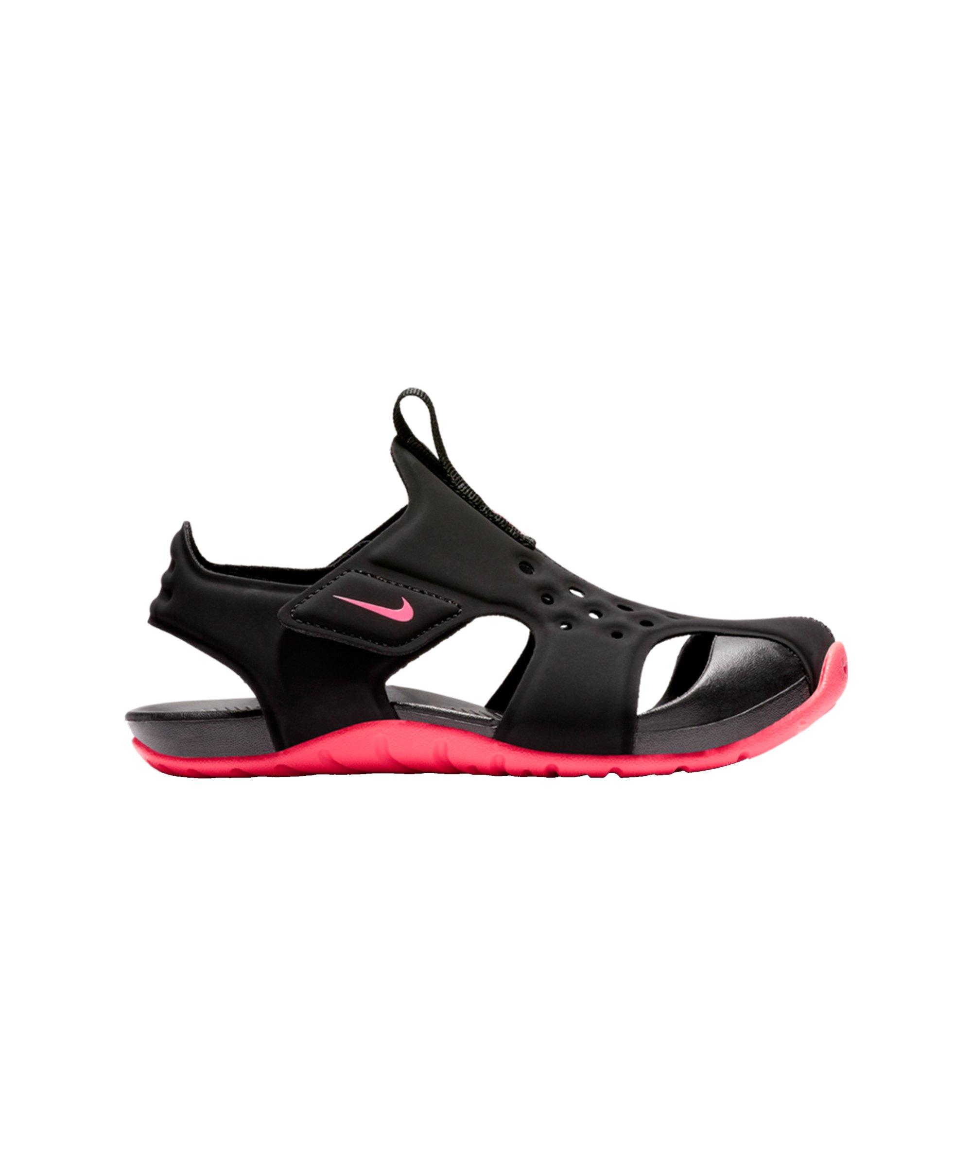 Nike Sunray Protect 2 Badeschuhe Kids (PS) F003 - schwarz