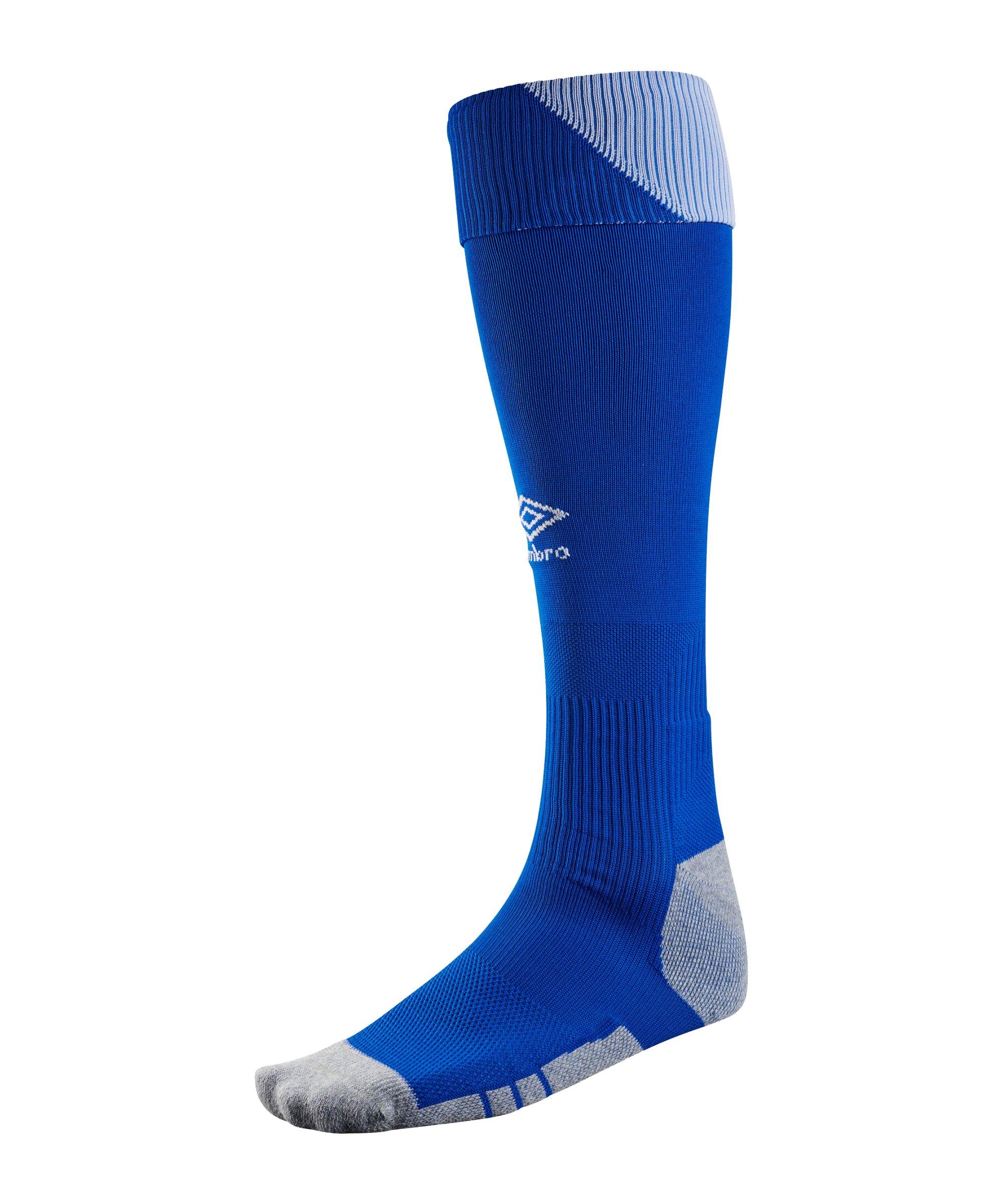 Umbro FC Schalke 04 Stutzen Home 2021/2022 Blau - blau