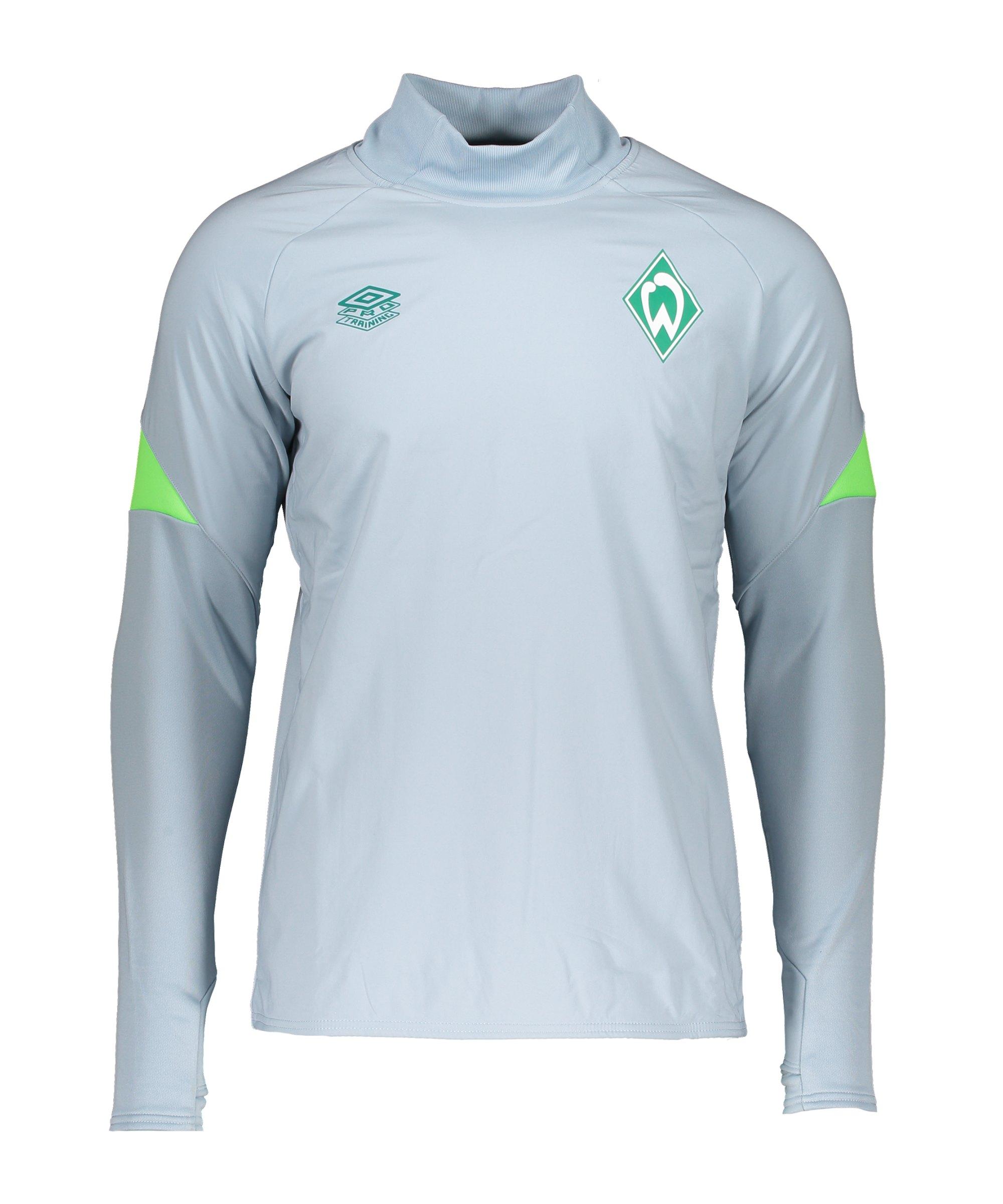 Umbro SV Werder Bremen Sweatshirt Top Blau - blau