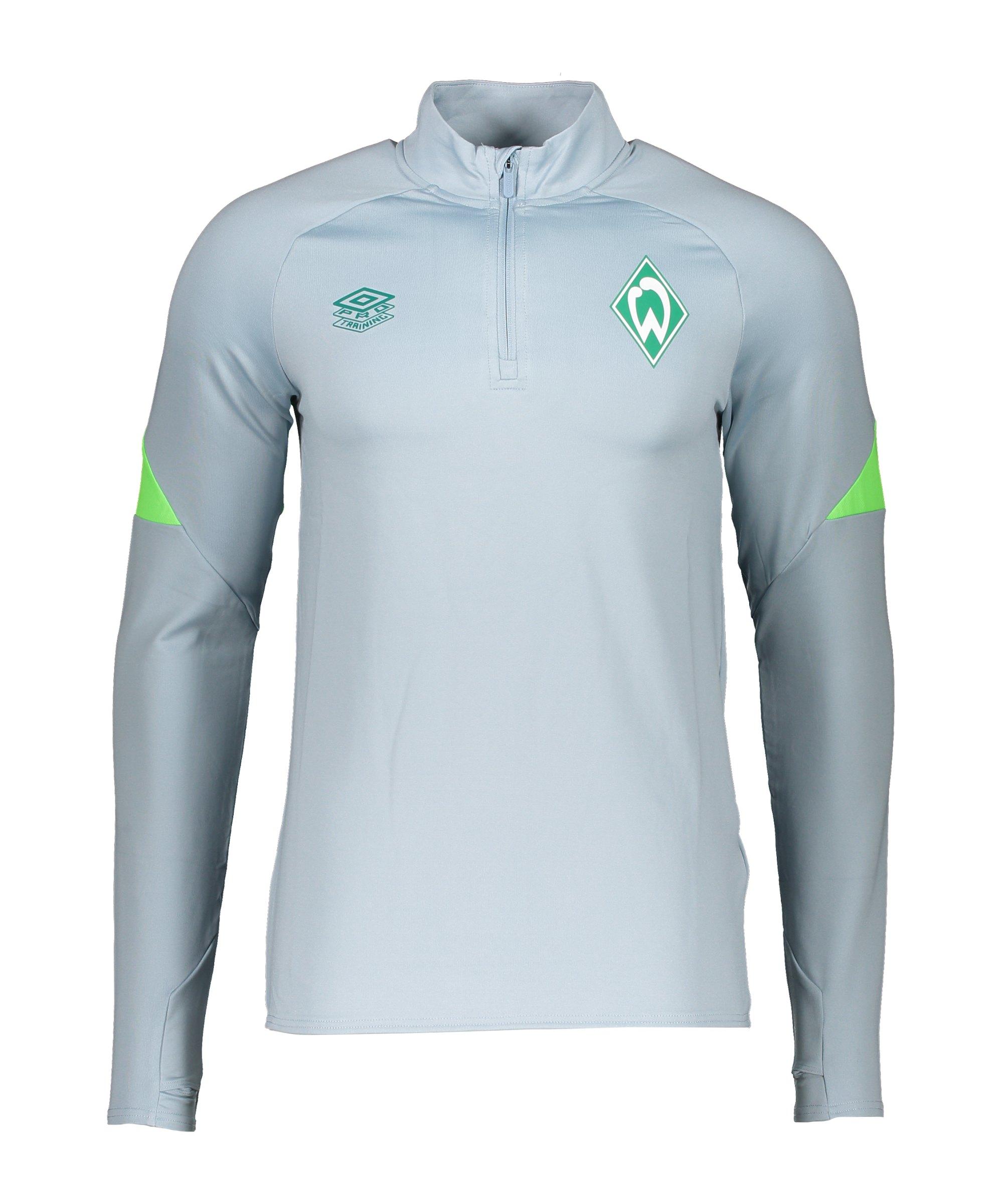 Umbro SV Werder Bremen Drill Top Kids Blau - blau