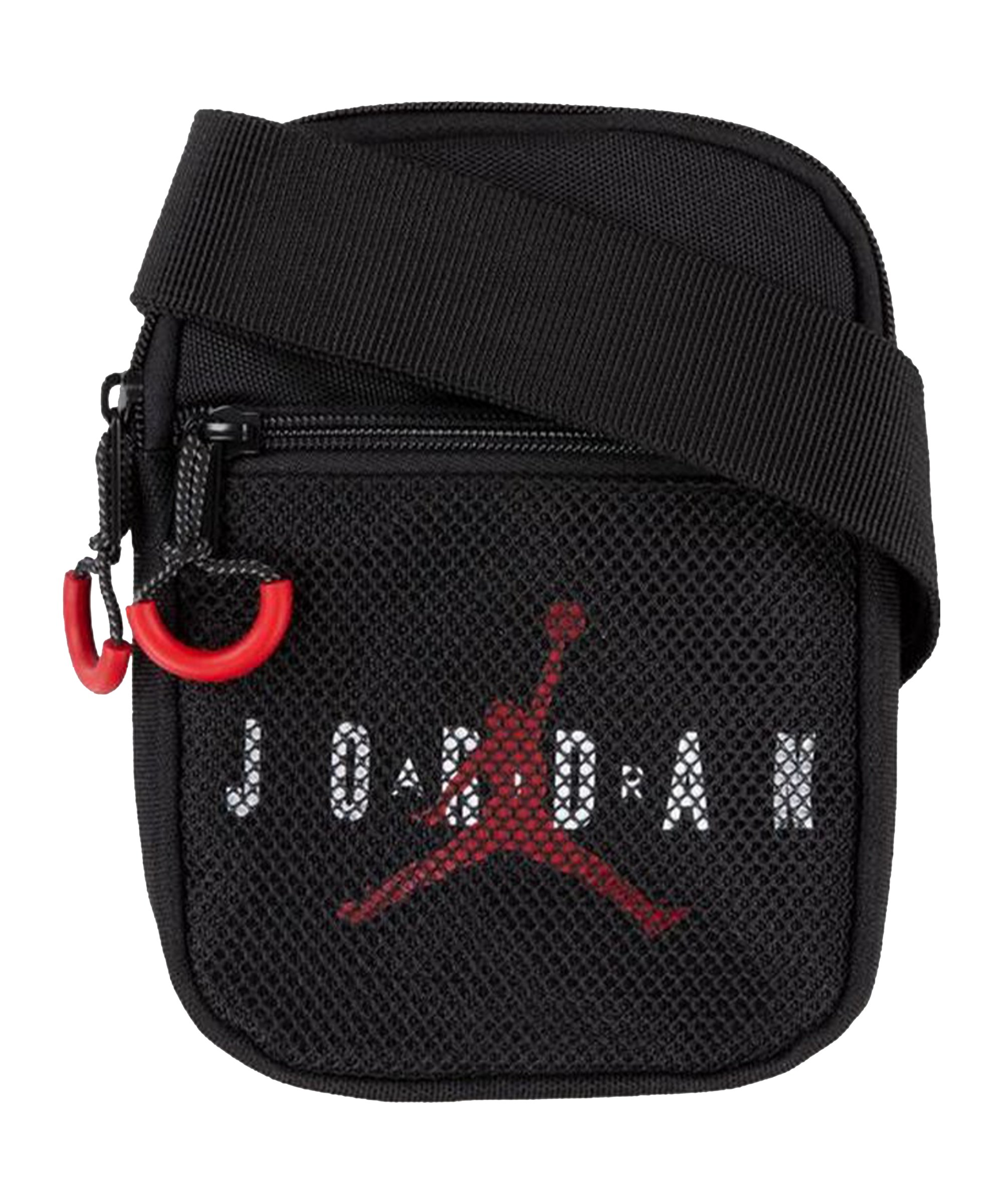 Jordan Air Festival Crossbody Bag Schwarz F023 - schwarz
