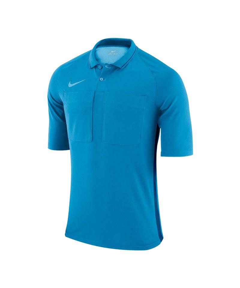 Nike Dry Referee Trikot kurzarm Blau F482 - blau