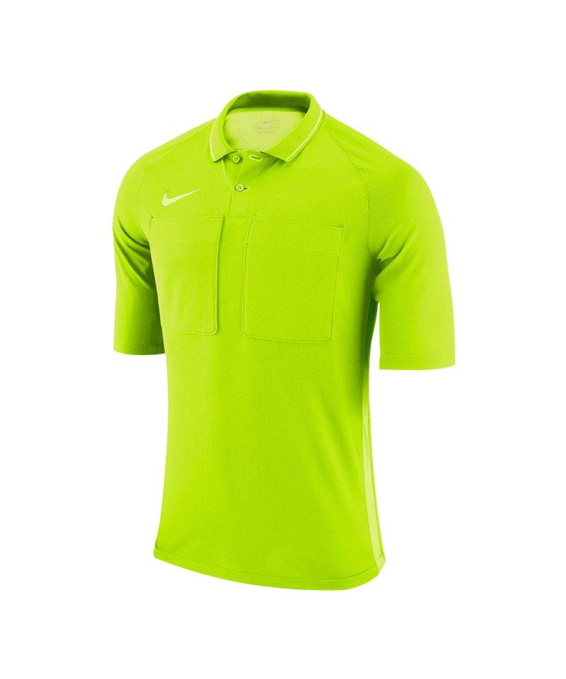 Nike Dry Referee Trikot kurzarm Gelb F702 - gelb
