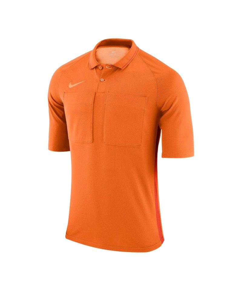 Nike Dry Referee Trikot kurzarm Orange F806 - orange