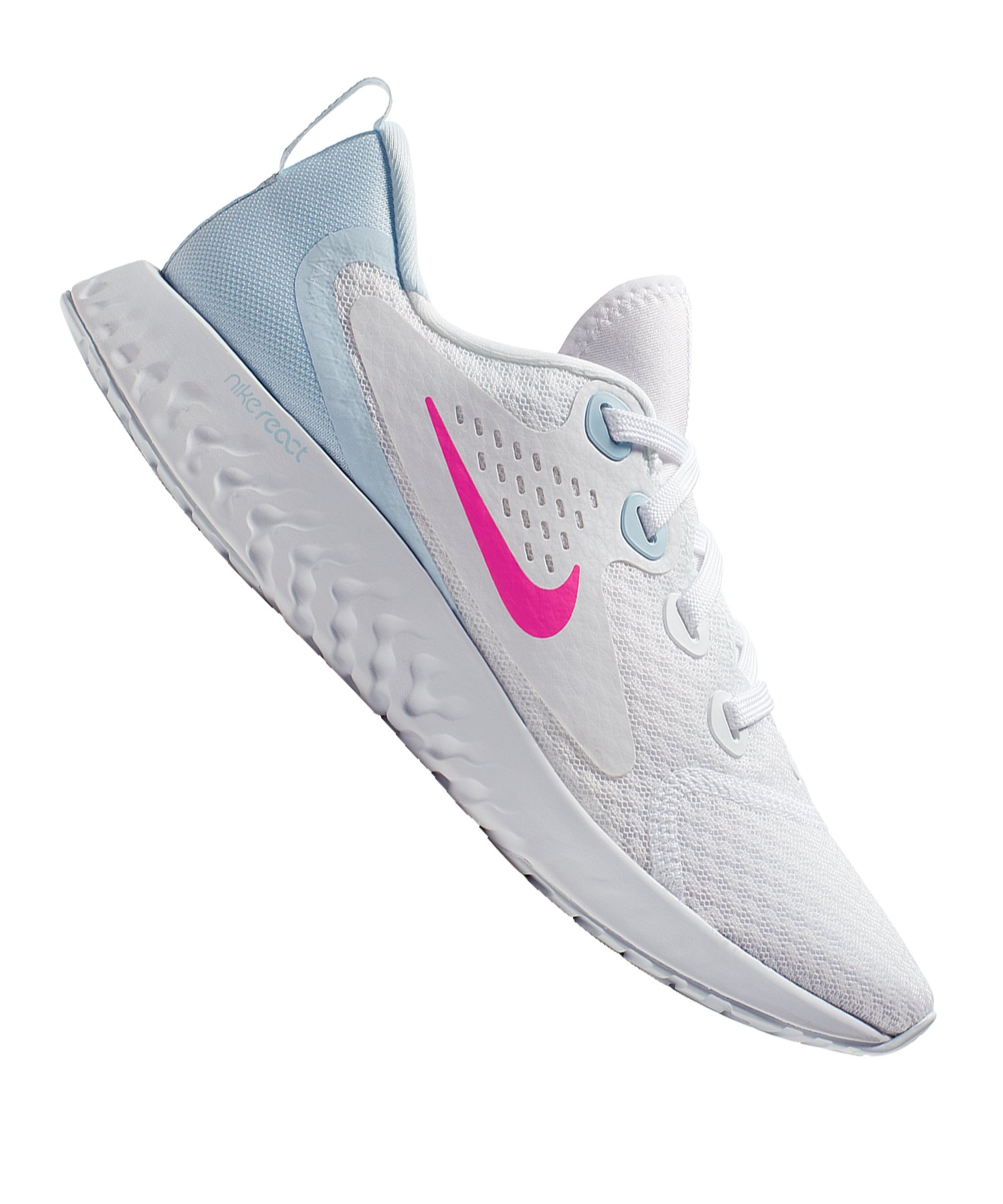 Nike Legend React Running Damen Weiss F102 - Weiss