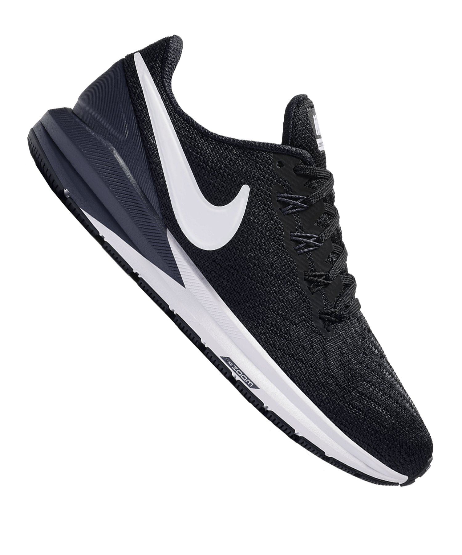 Nike Air Zoom Structure 22 Running Damen F002 - schwarz