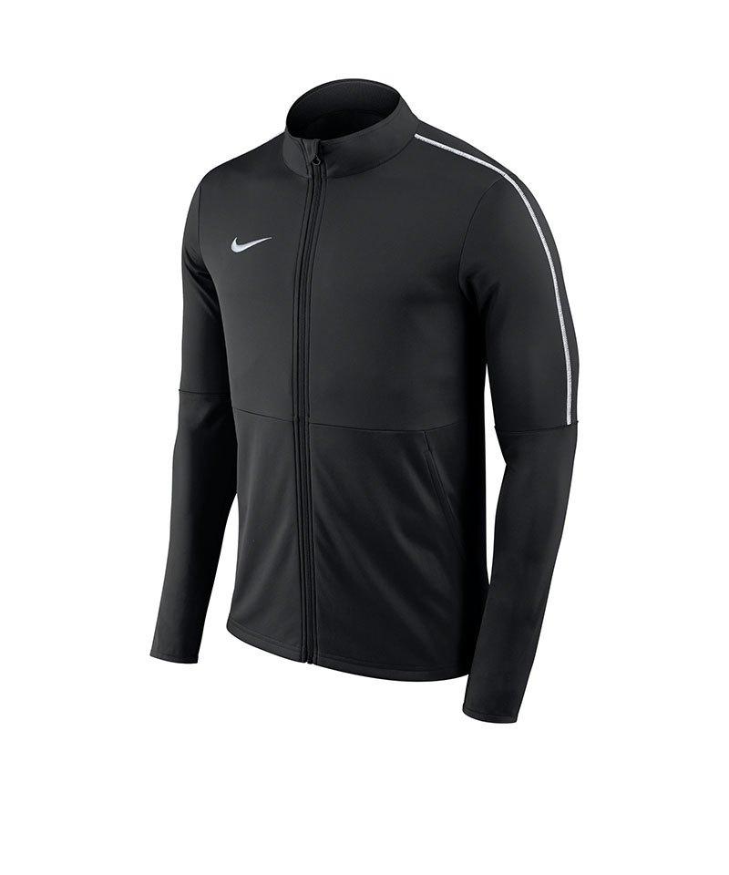 Nike Park 18 Football Trainingjacke Kids F010 - schwarz