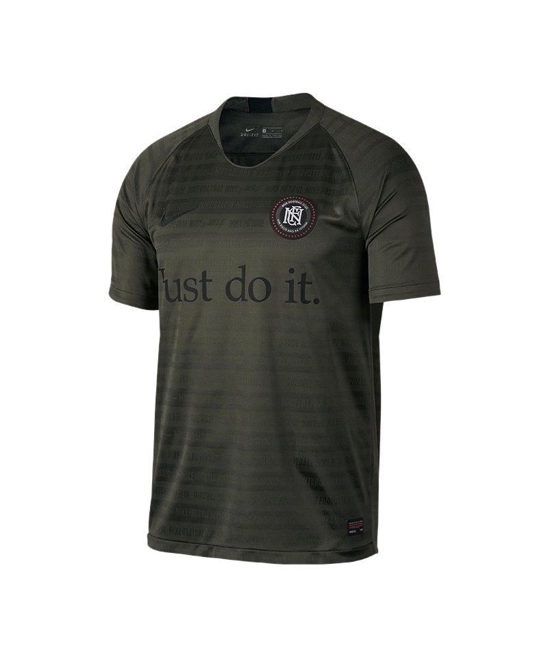 Nike F.C. Away Tee T-Shirt Khaki F325 - khaki