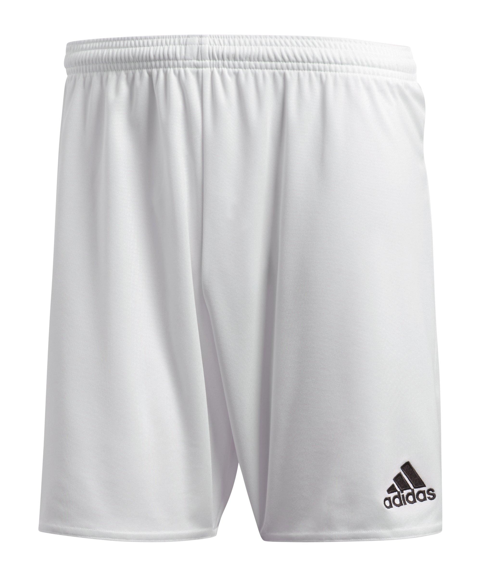 adidas Short ohne Innenslip Parma 16 Kinder Weiss - weiss