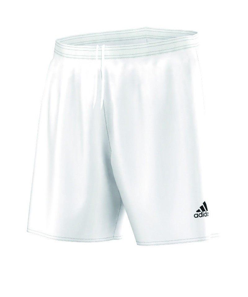 adidas Short mit Innenslip Parma 16 Weiss - weiss