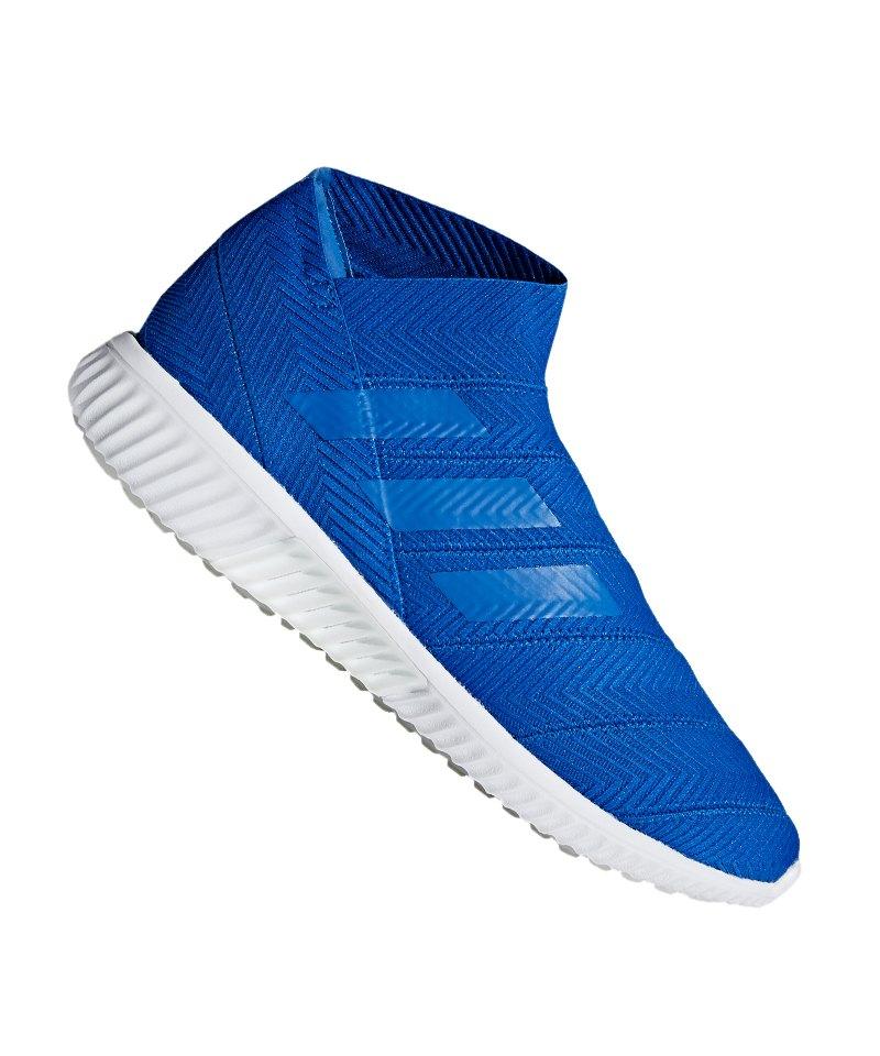 adidas NEMEZIZ Tango 18.1 TR Blau - blau