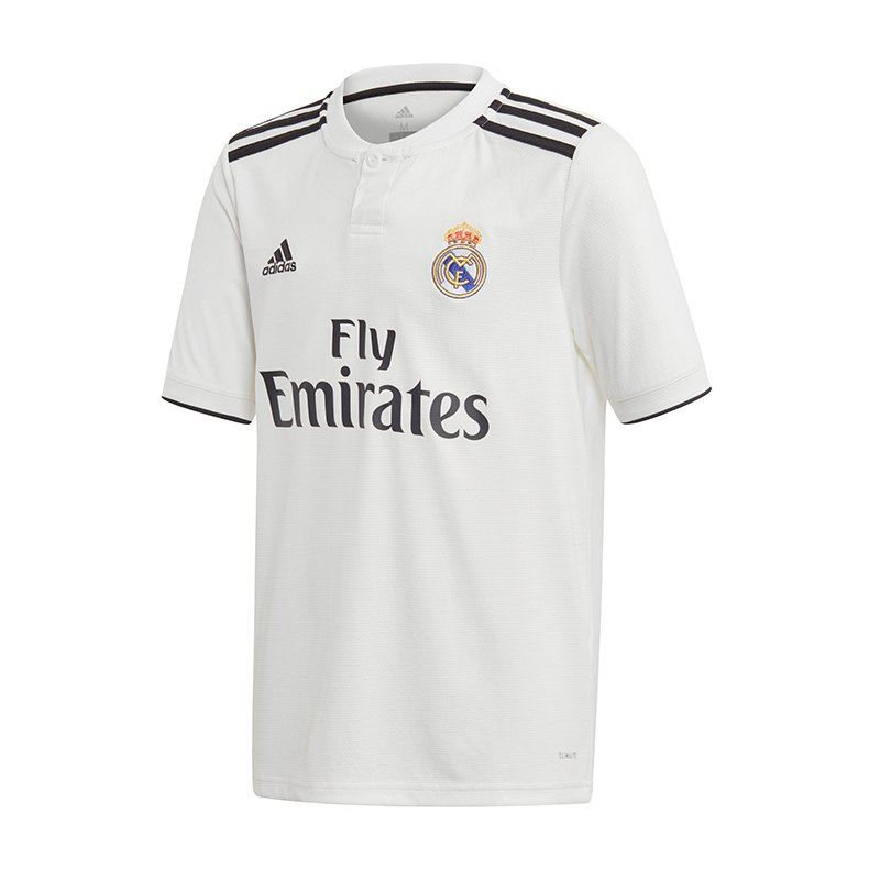 adidas Real Madrid Trikot UCL Kids 2018/2019 Rot - rot