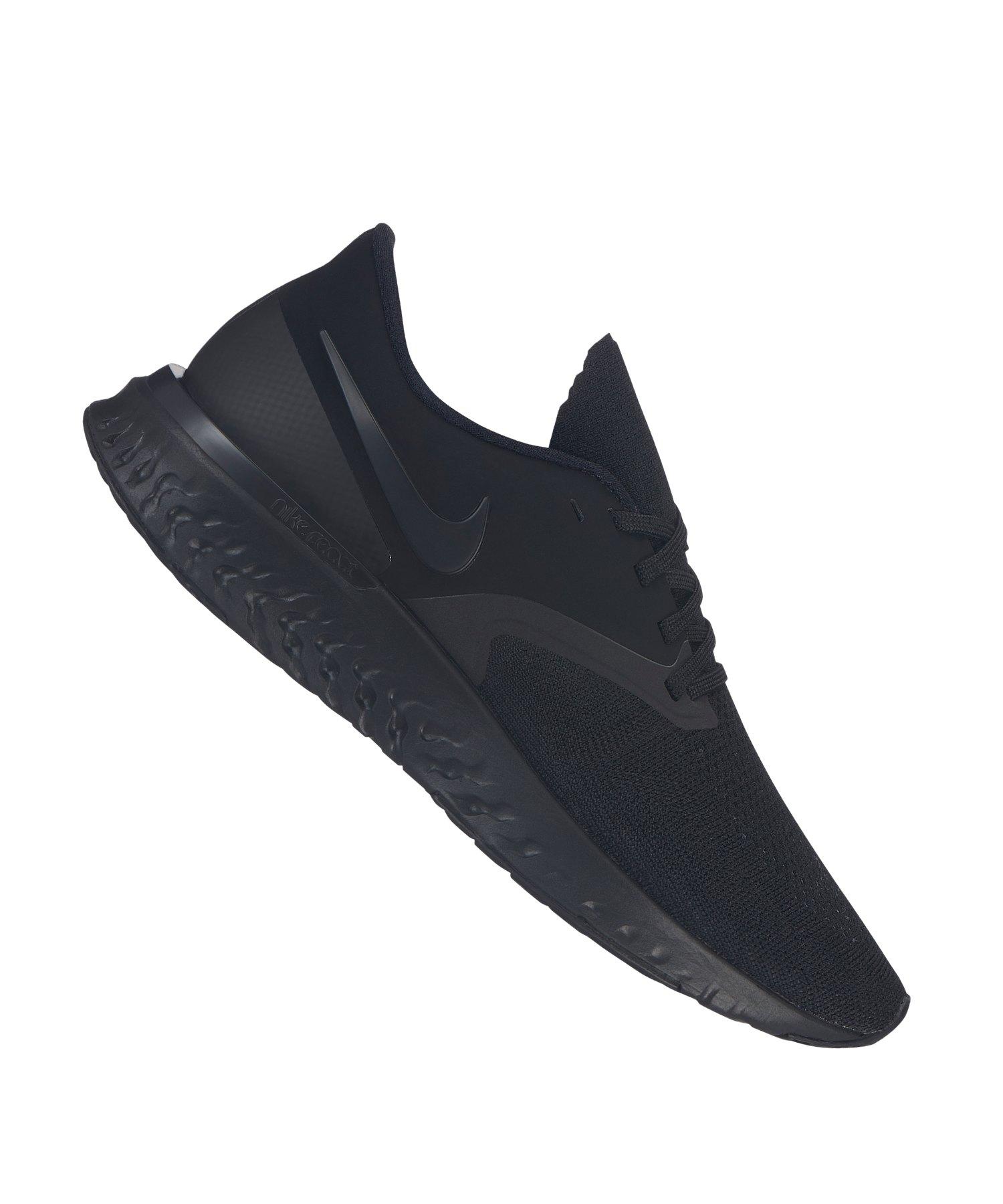 Nike Odyssey React Flyknit 2 Running Schwarz F003 - schwarz