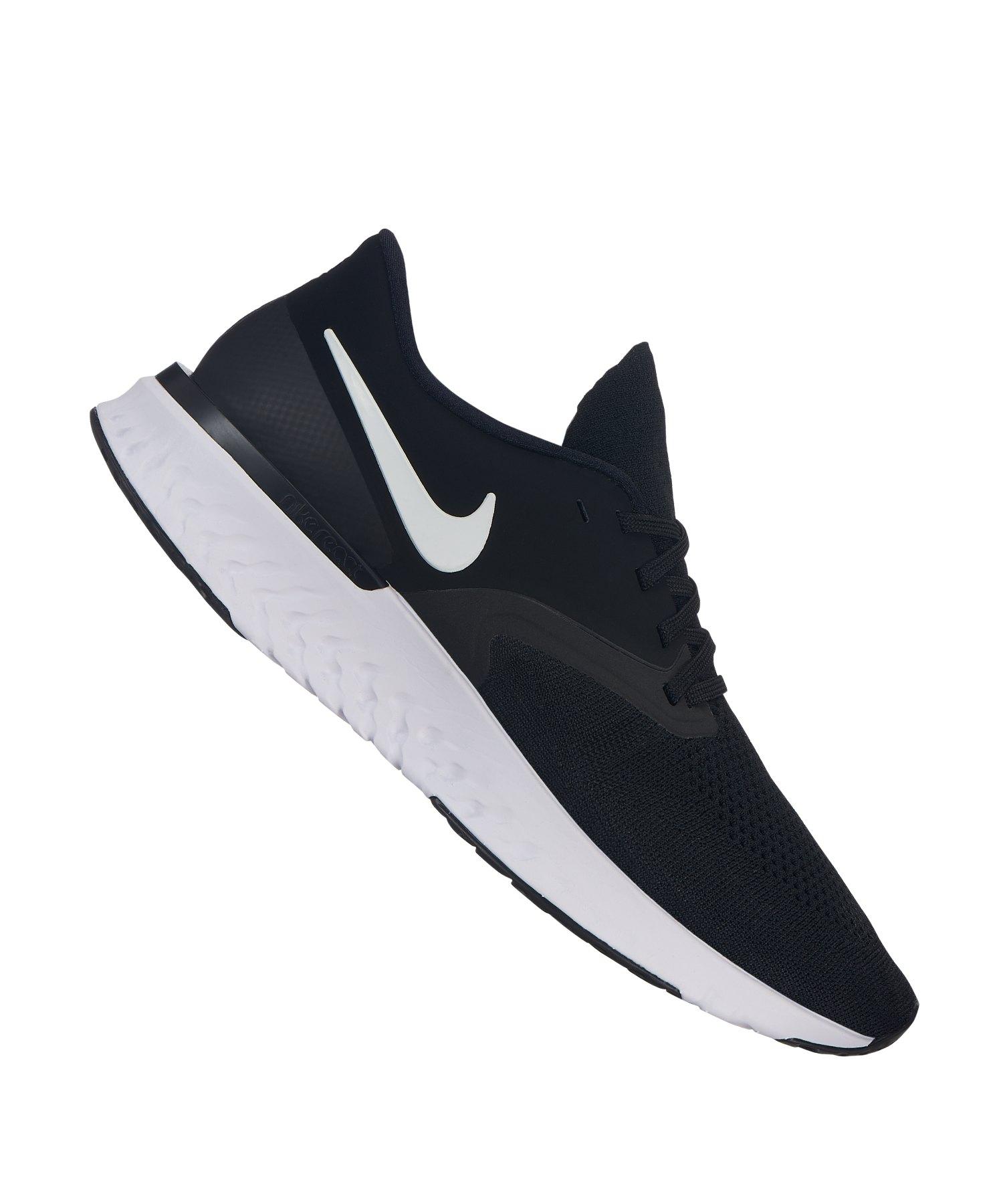 Nike Odyssey React Flyknit 2 Running Schwarz F010 - schwarz