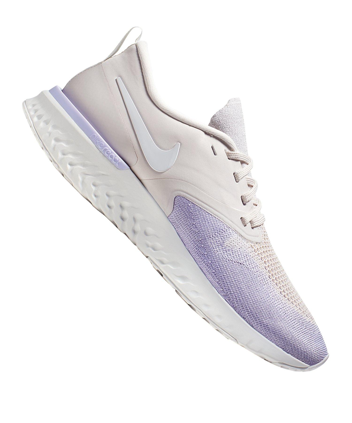 Nike Odyssey React Flyknit 2 Running Damen F005 - weiss