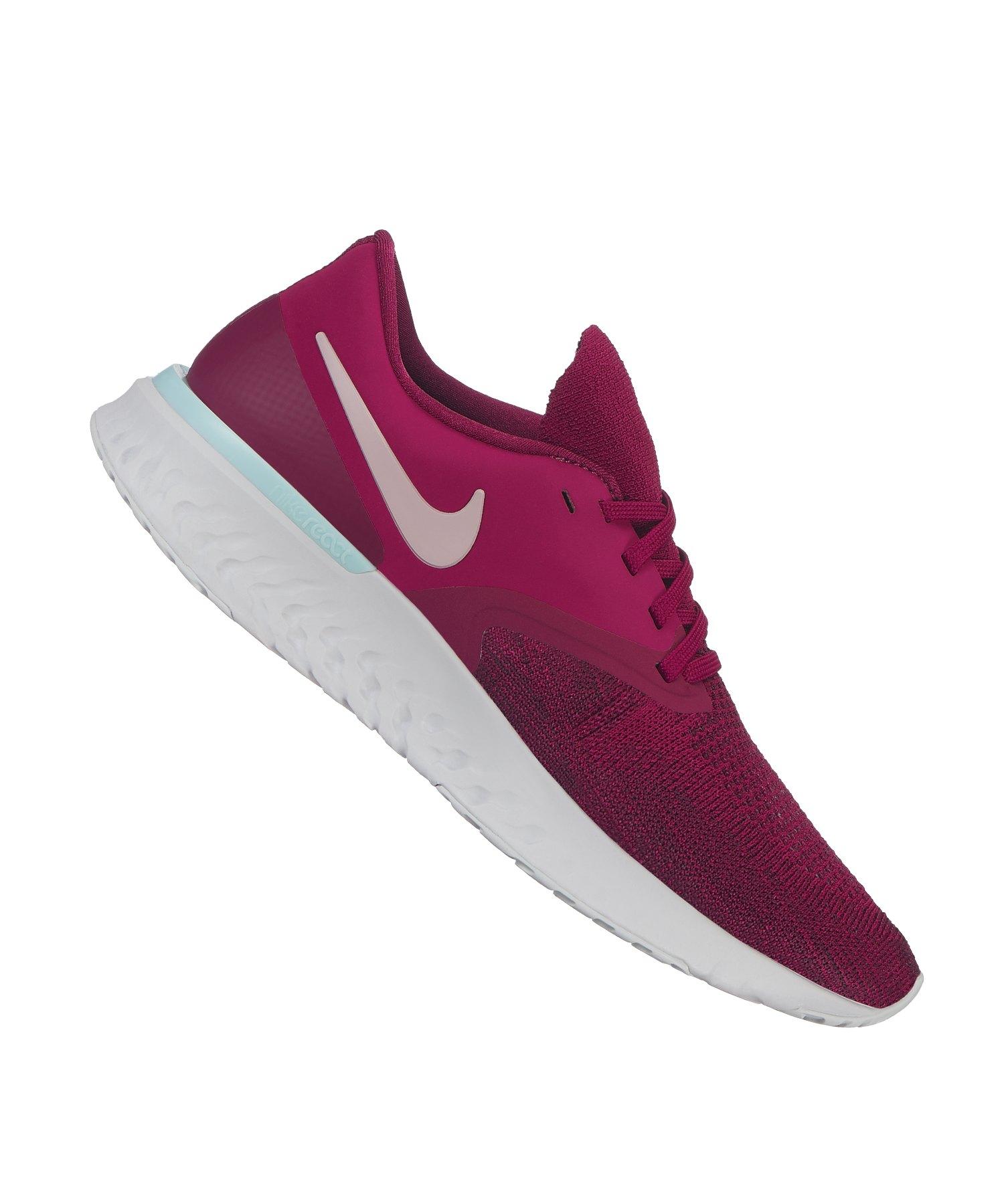 Nike Odyssey React Flyknit 2 Running Damen F600 - rot