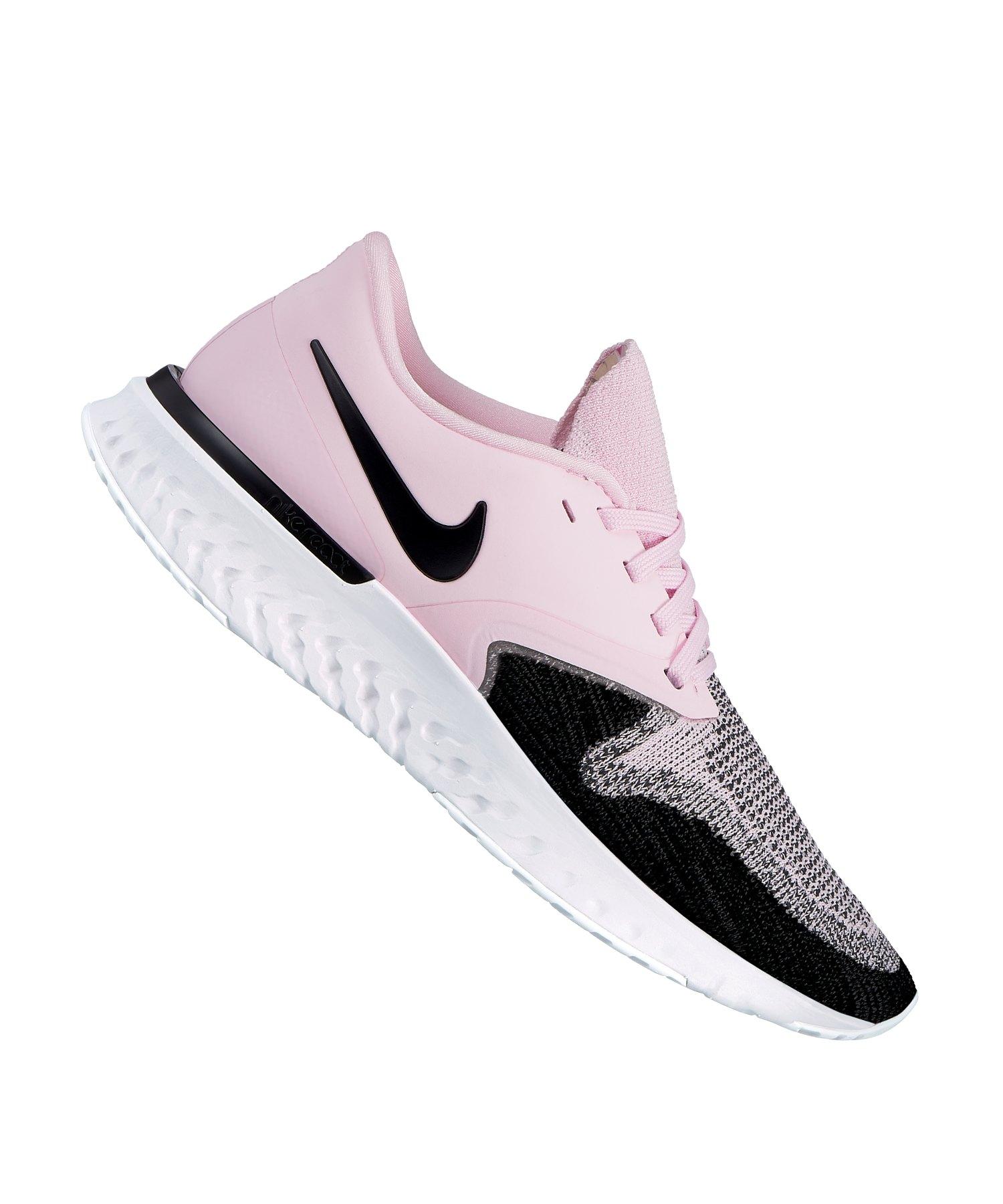 Nike Odyssey React Flyknit 2 Running Damen F601 - pink