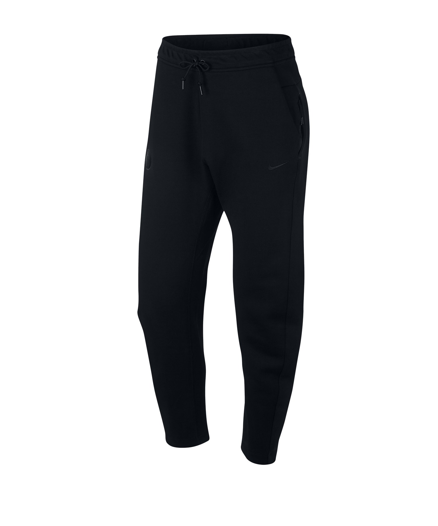 Nike Manchester City Tech Fleece Pant F010 - schwarz