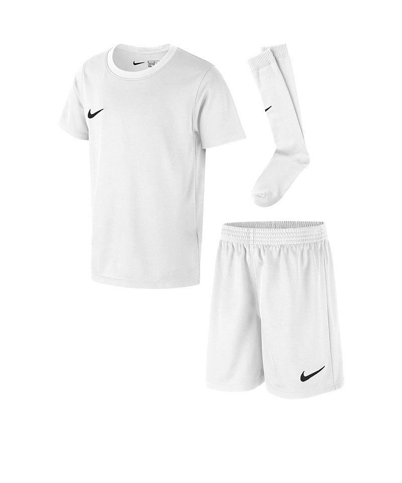 Nike Park Minikit Trikotset Kids Weiss F100 - weiss