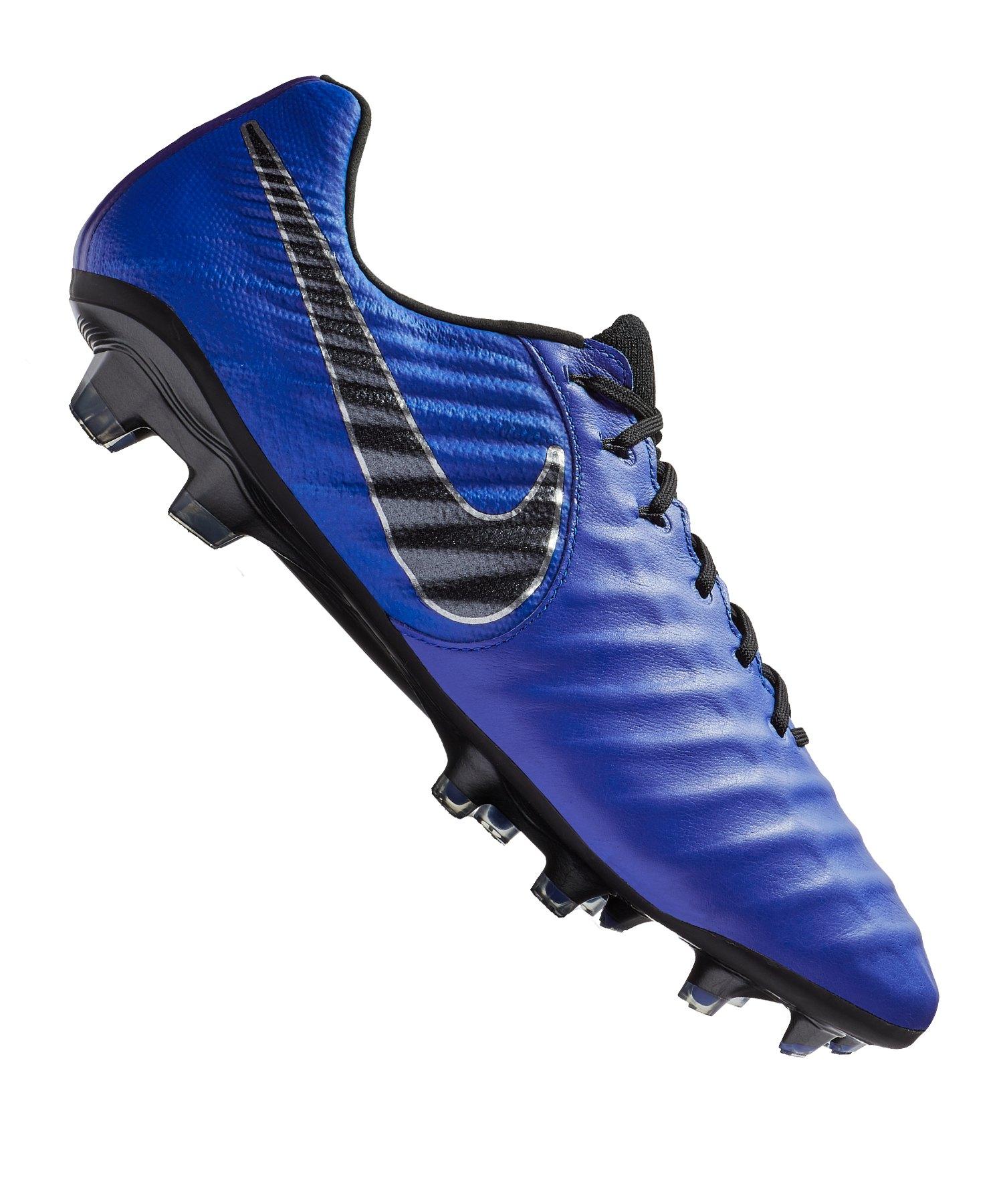 Nike Tiempo Legend VII Elite FG Blau F400 - blau
