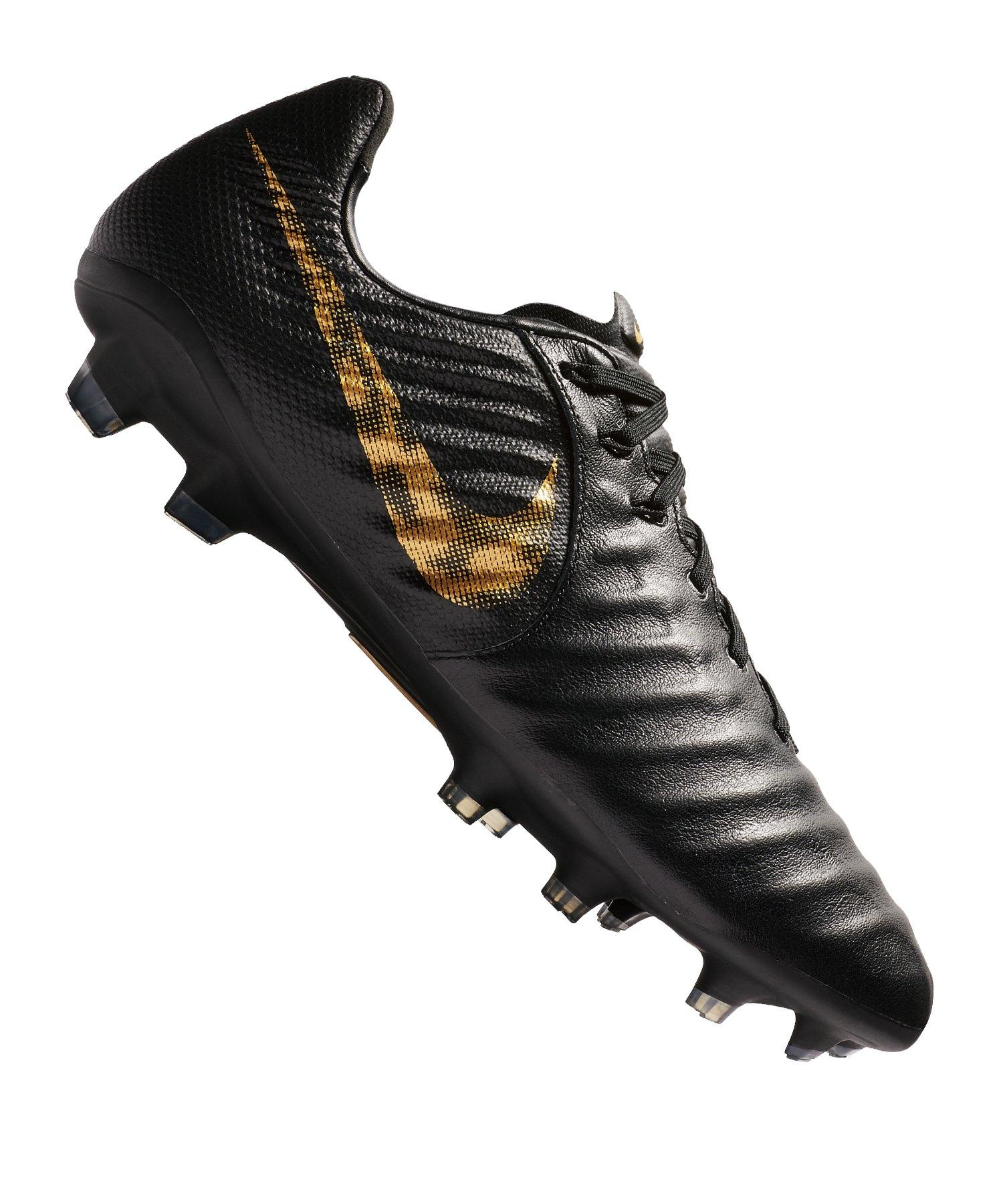 Nike Tiempo Legend VII Pro FG Schwarz F077 - schwarz