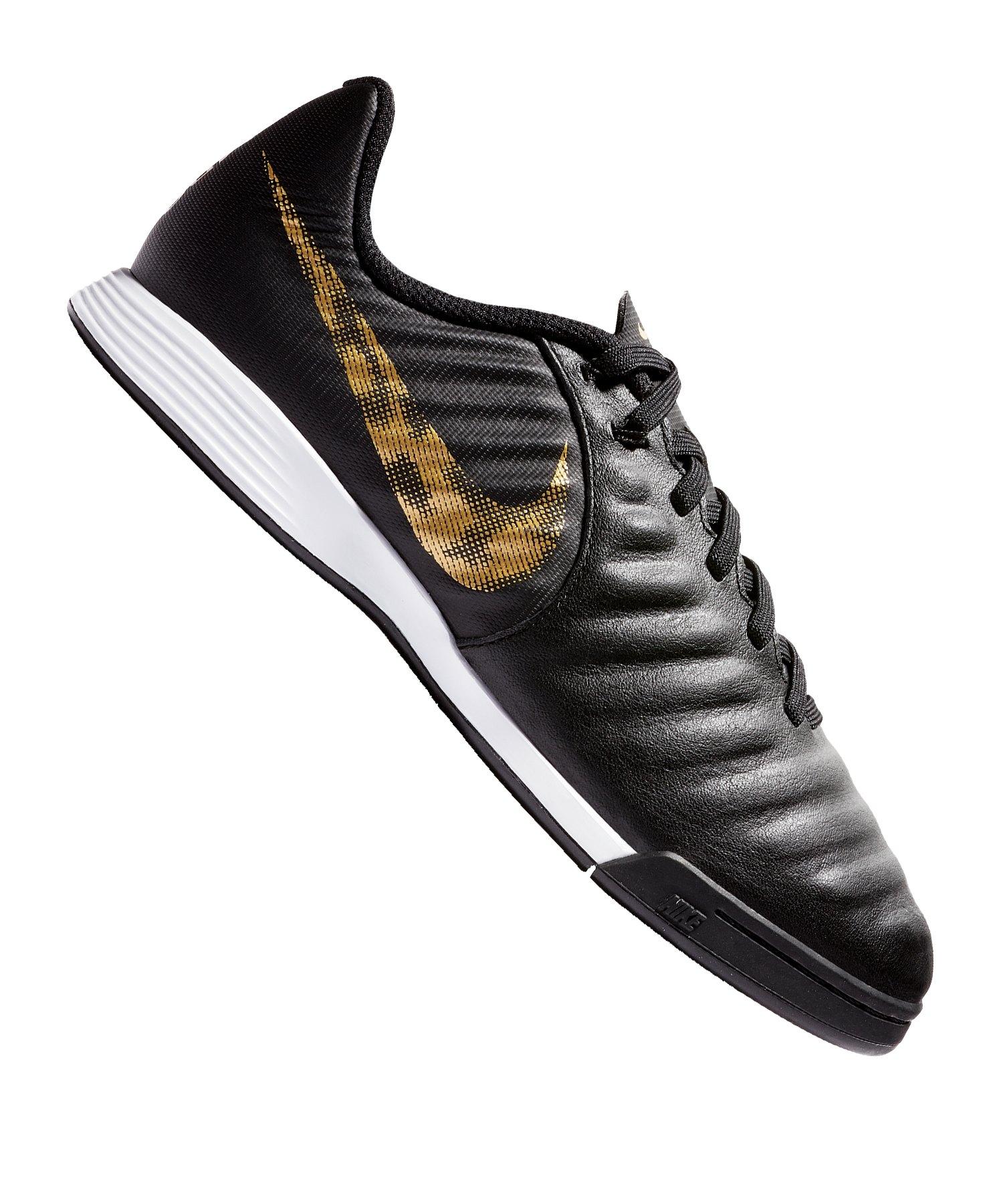 Nike Jr Tiempo LegendX VII Academy IC Kids F077 - schwarz