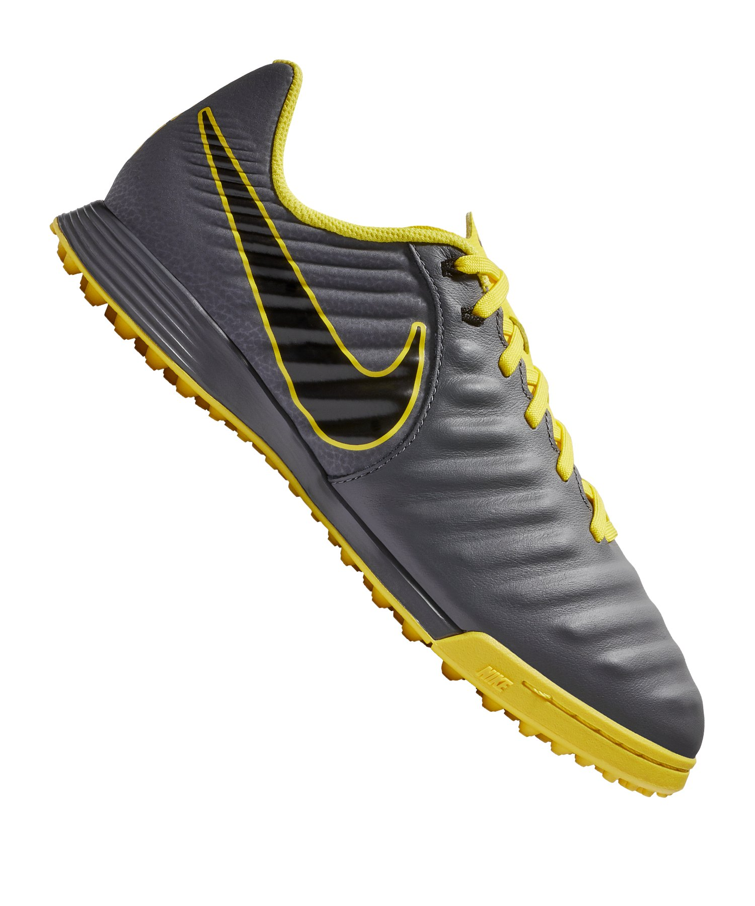 Nike Tiempo LegendX VII Academy TF Kids Grau F070 - grau