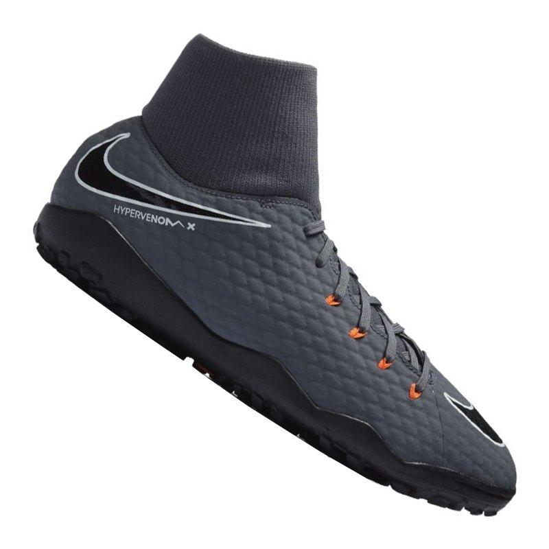 Nike Hypervenom PhantomX III Academy DF TF F081 - grau