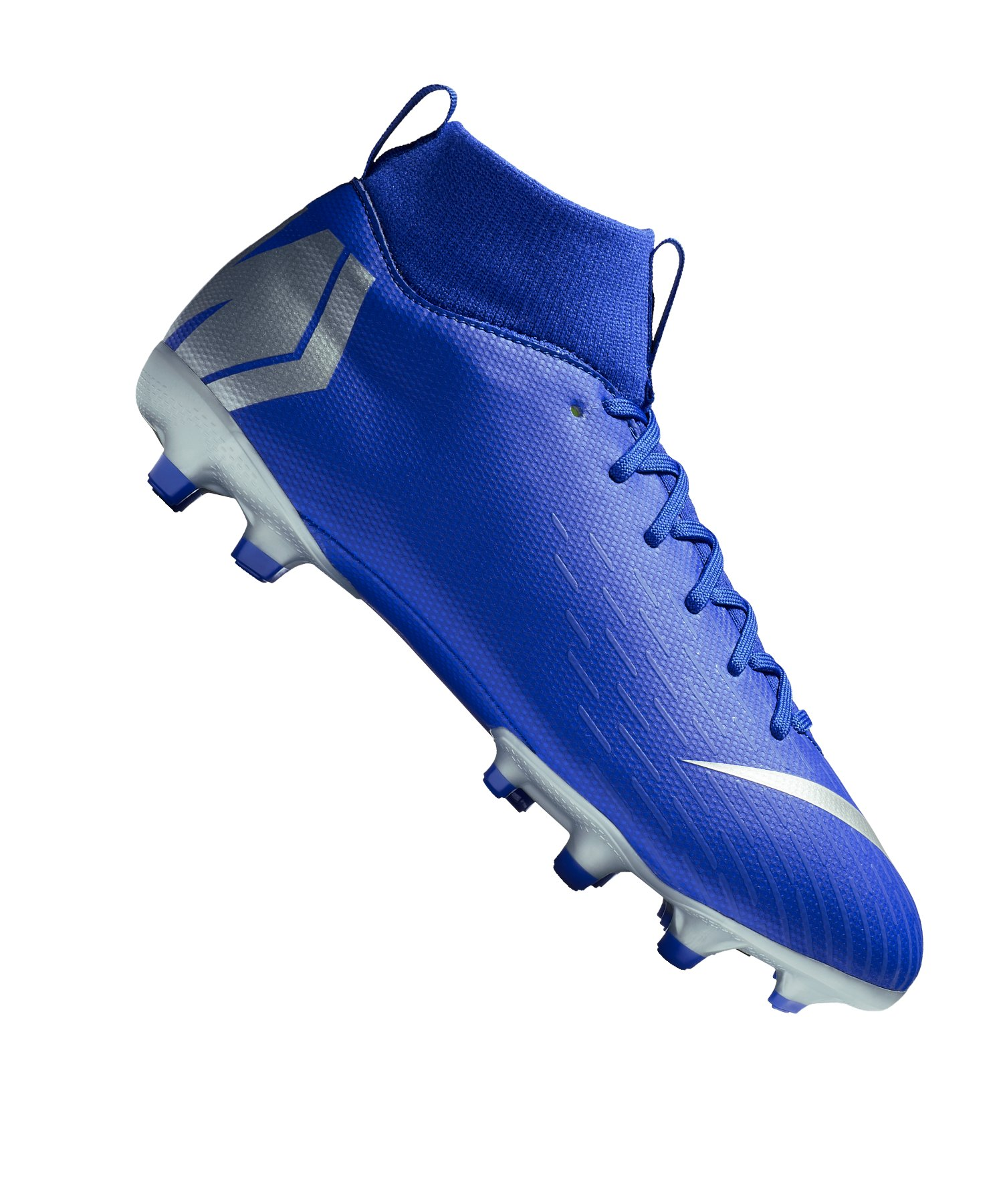 Nike Mercurial Superfly VI Academy MG GS Kids F400 - blau