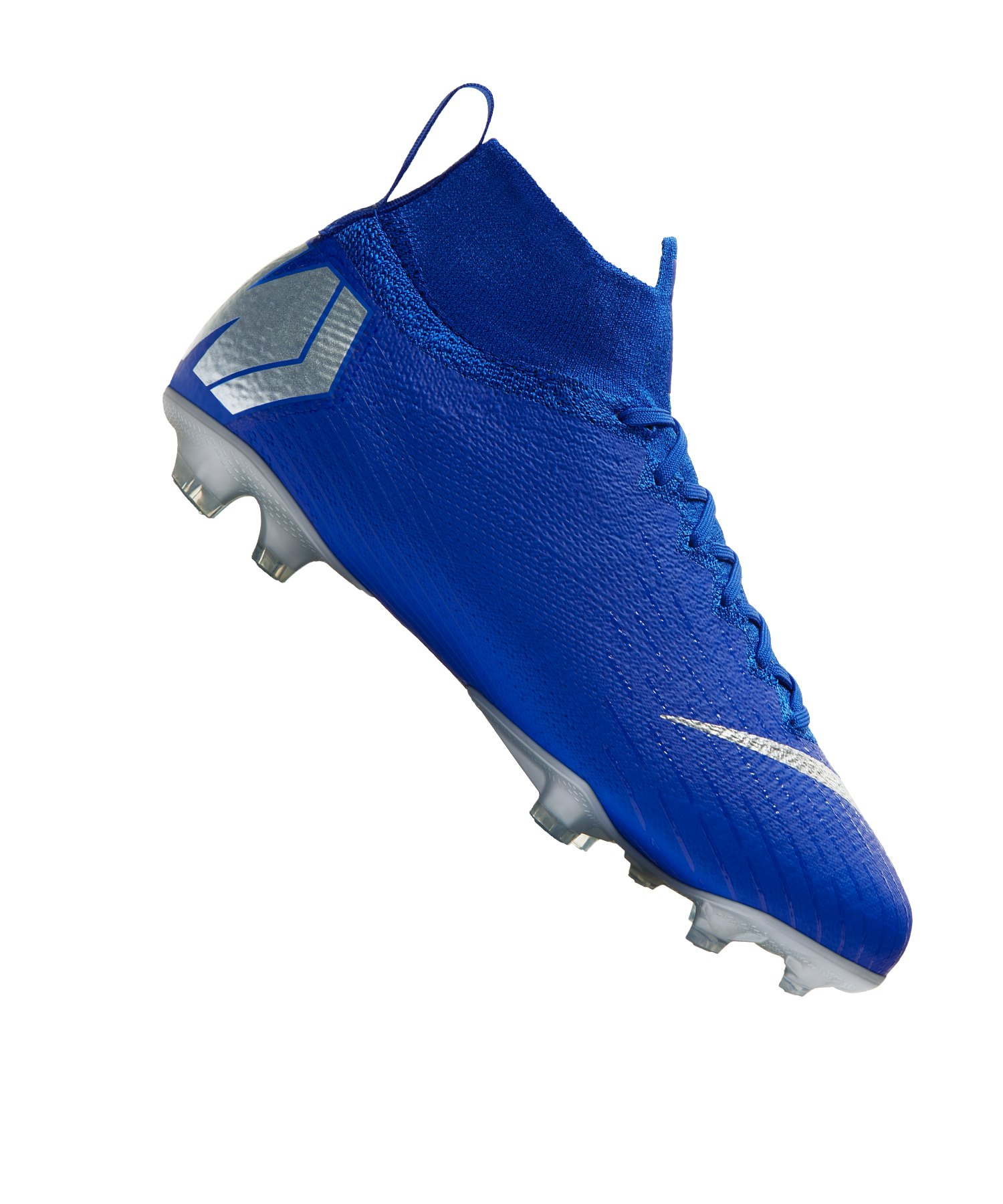 Nike Jr Mercurial Superfly VI Elite FG Kids F400 - blau