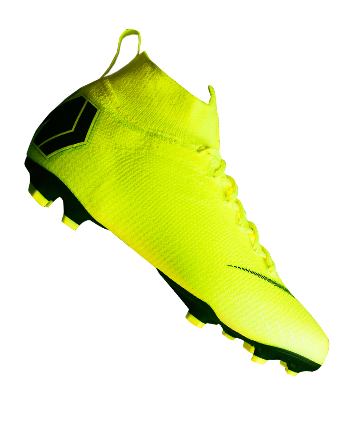 Nike Jr Mercurial Superfly VI Elite FG Kids F701 - gelb