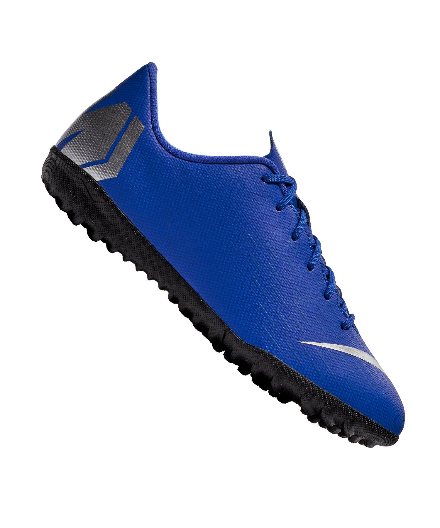 Nike Mercurial VaporX XII Academy TF GS Kids F400 - blau