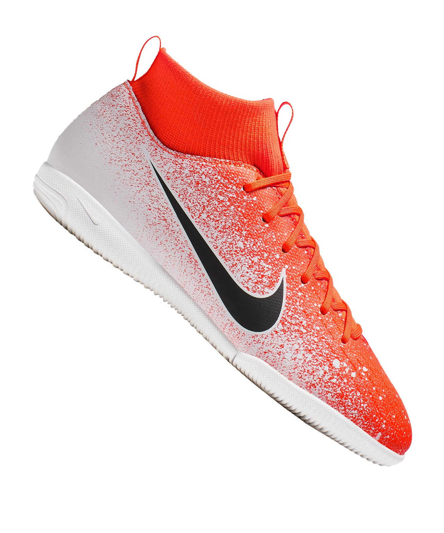 Nike Mercurial SuperflyX VI Academy DF IC Kids 801 - Orange