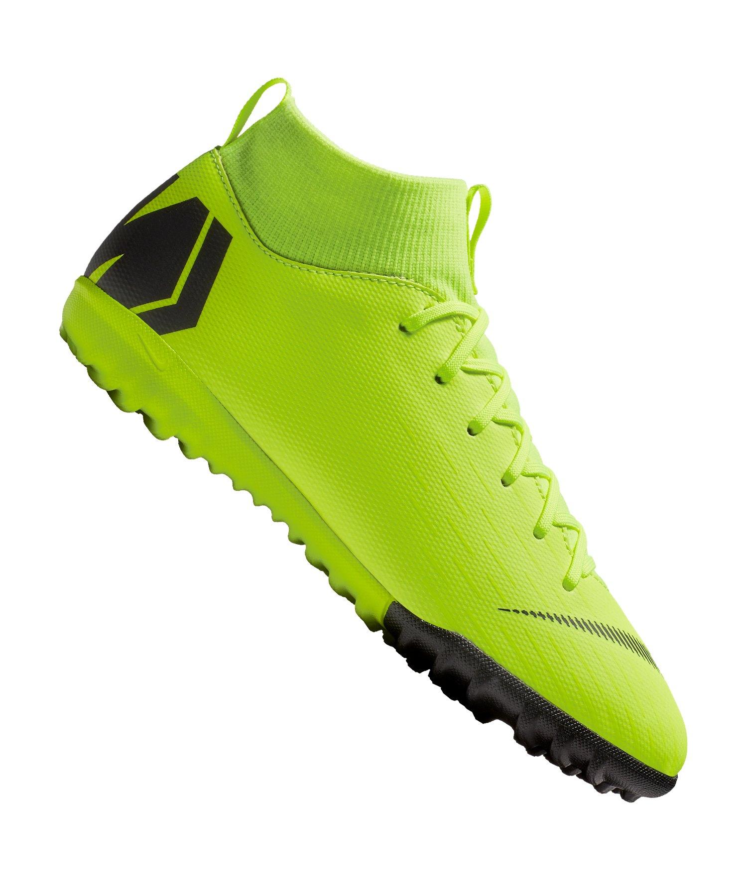 Nike Jr Mercurial SuperflyX VI Academy DF TF Kids F701 - gelb