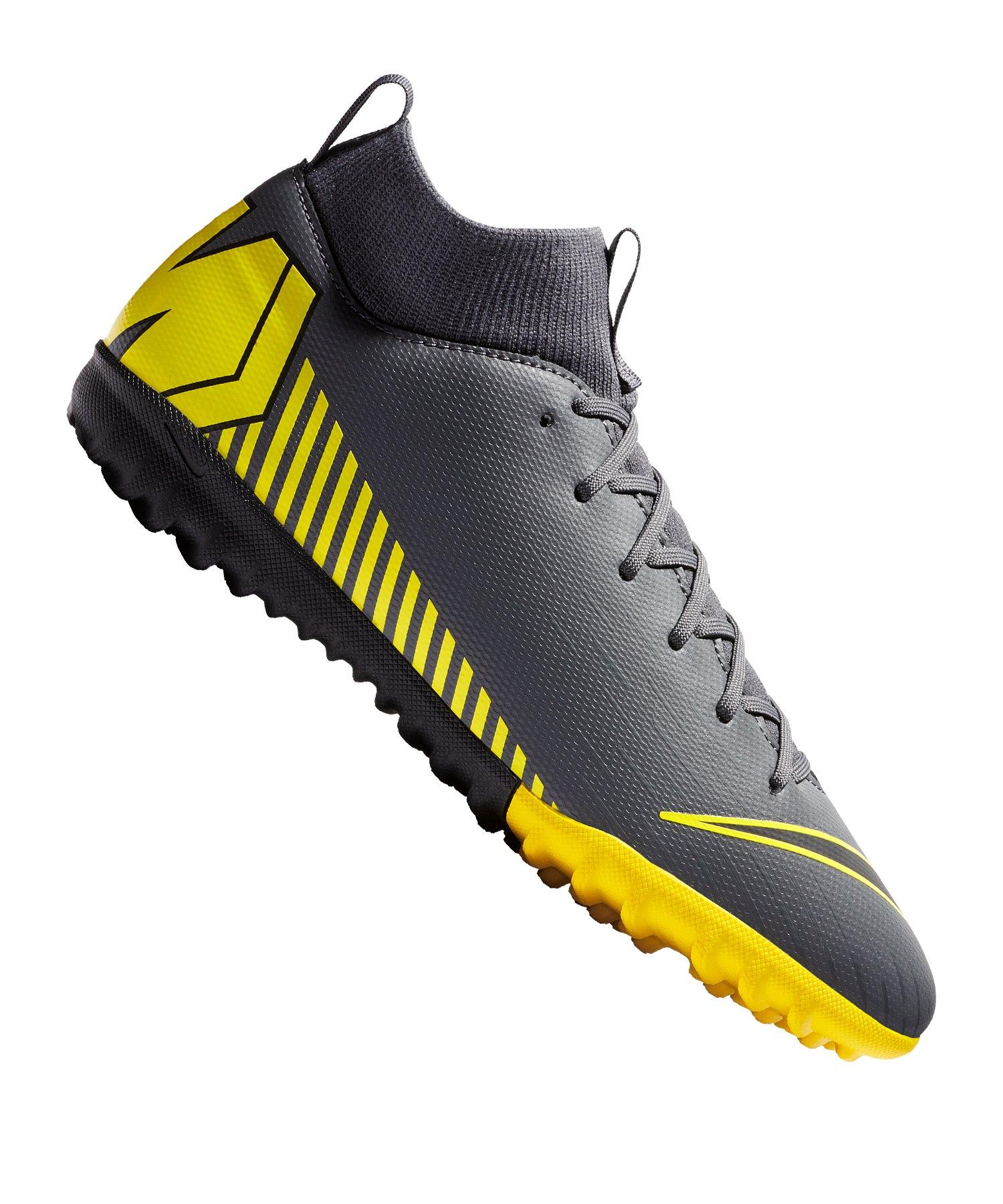 Nike Jr Mercurial SuperflyX VI Academy TF Kids 070 - grau