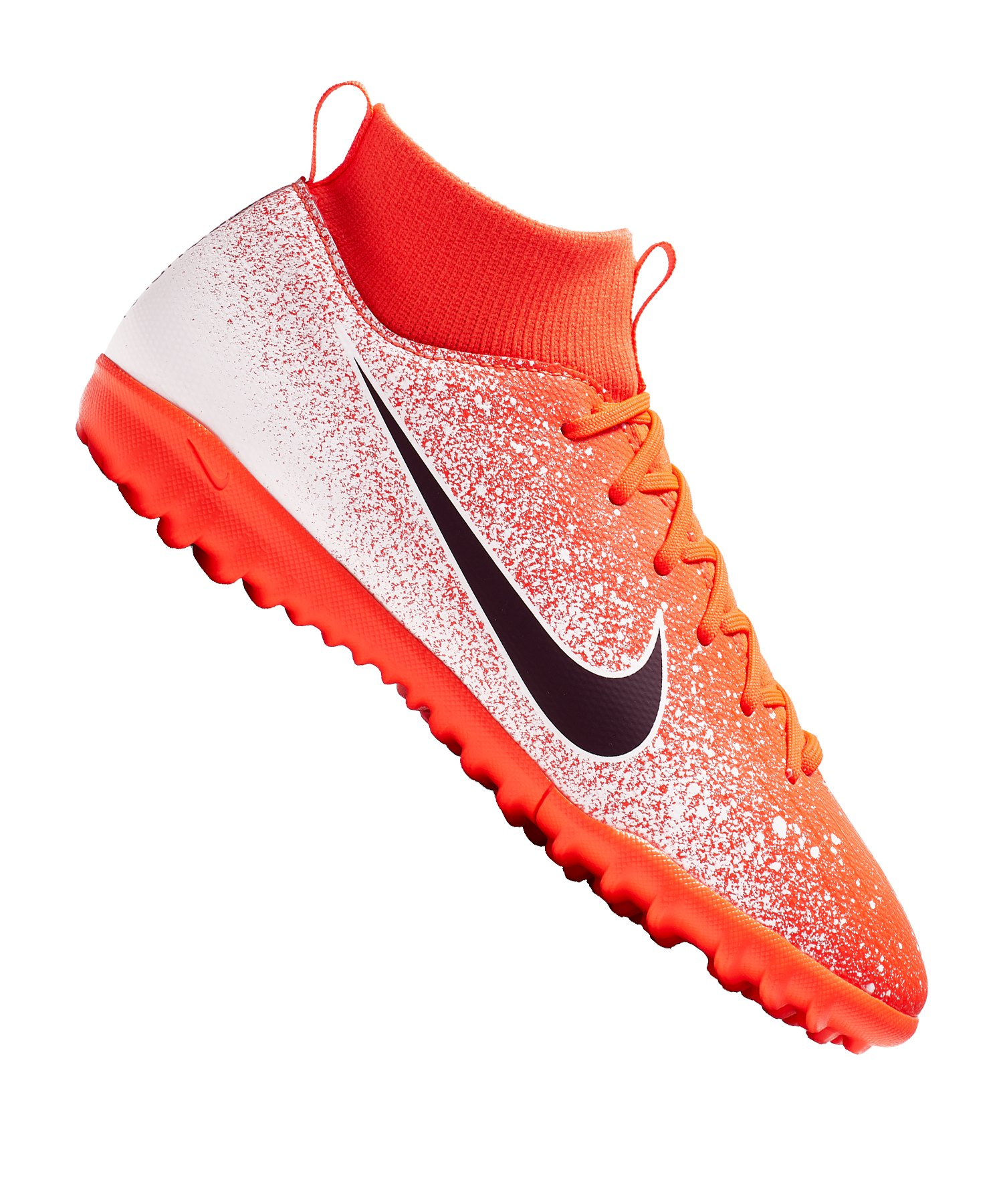 Nike Mercurial SuperflyX VI Academy DF TF Kids 801 - Orange