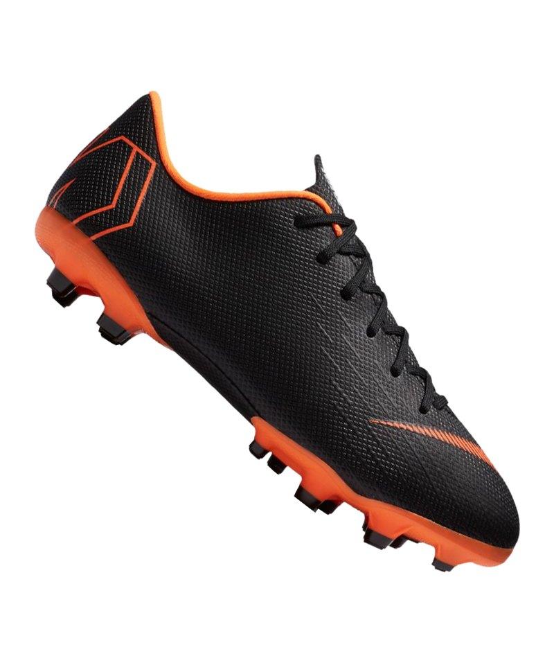 Nike Mercurial Vapor XII Academy MG GS Kids F081 - schwarz